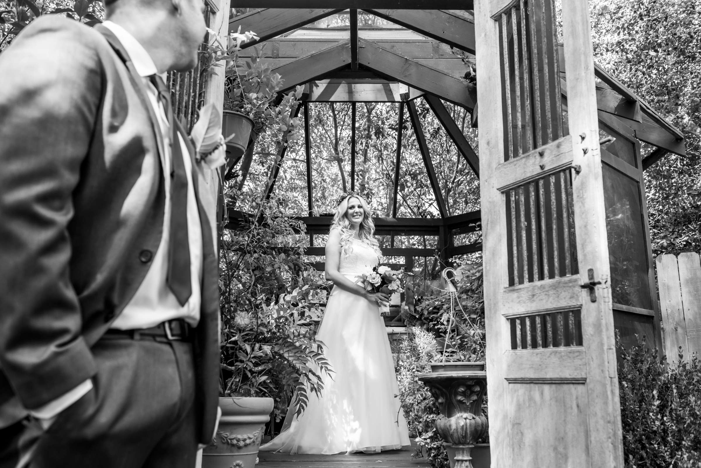Twin Oaks House & Gardens Wedding Estate Wedding, Brittany and Sean Wedding Photo #8 by True Photography