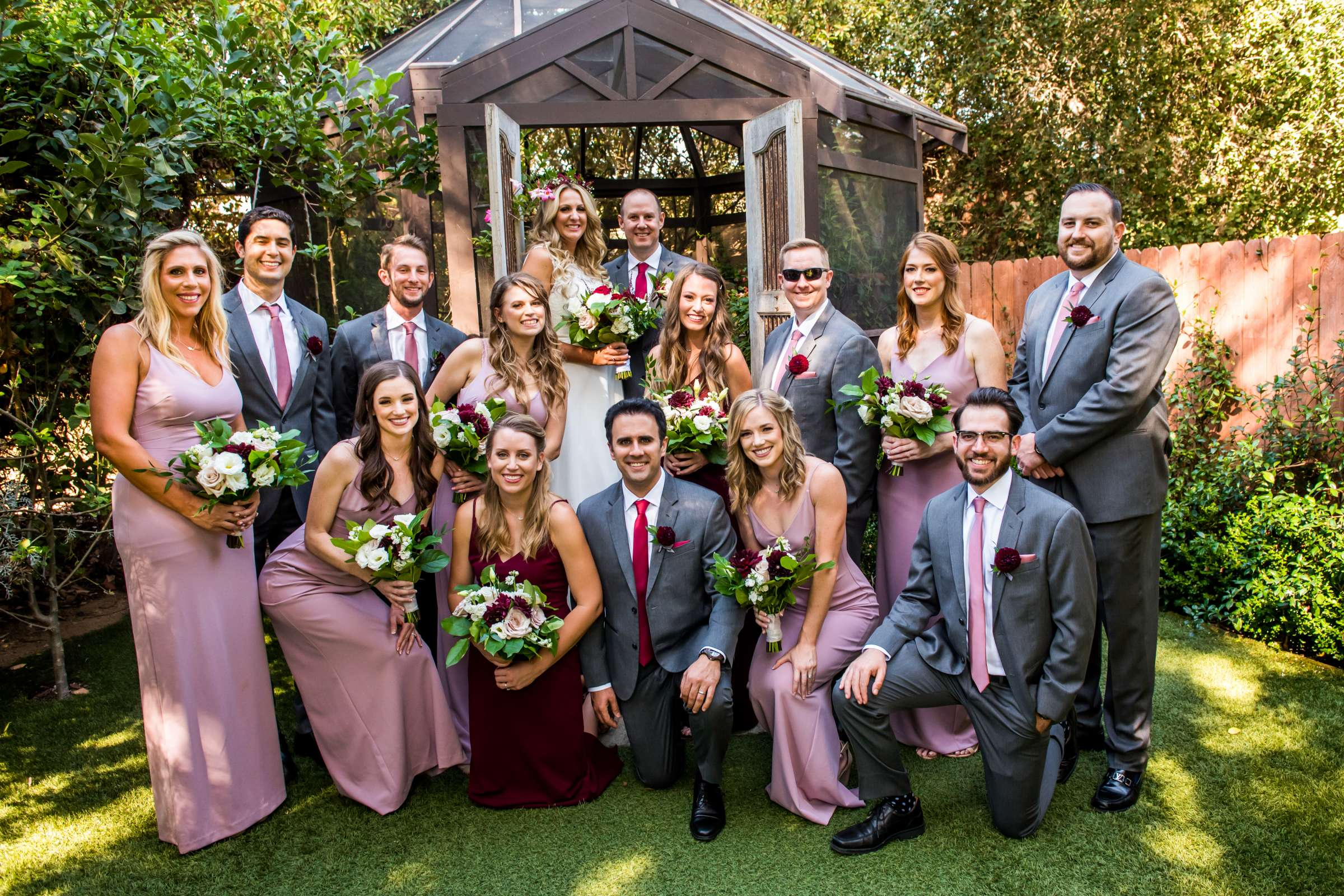 Twin Oaks House & Gardens Wedding Estate Wedding, Brittany and Sean Wedding Photo #10 by True Photography