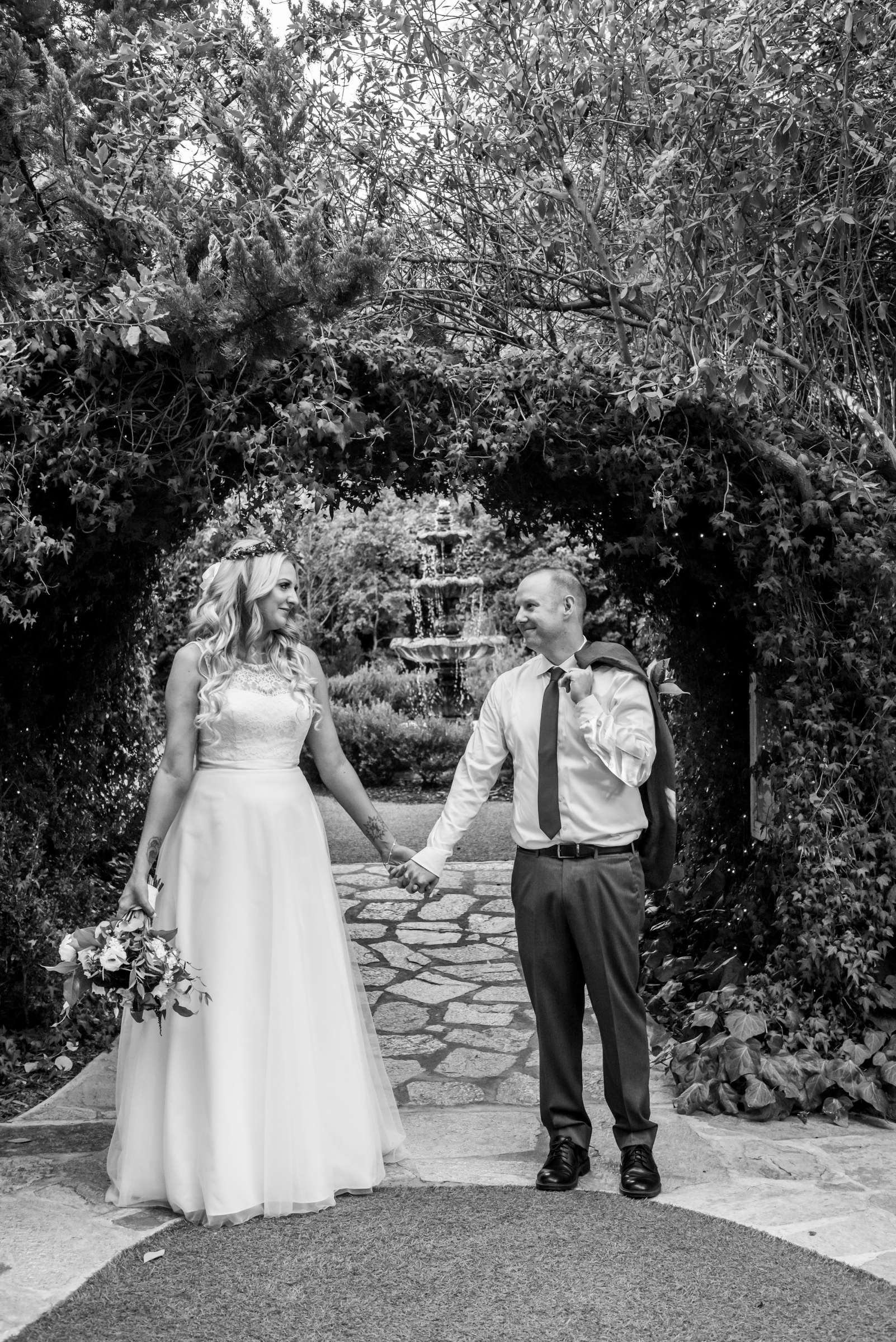 Twin Oaks House & Gardens Wedding Estate Wedding, Brittany and Sean Wedding Photo #33 by True Photography