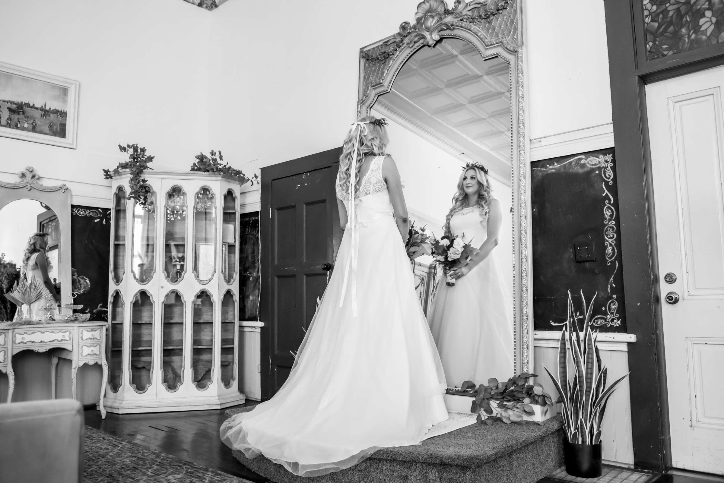 Twin Oaks House & Gardens Wedding Estate Wedding, Brittany and Sean Wedding Photo #44 by True Photography