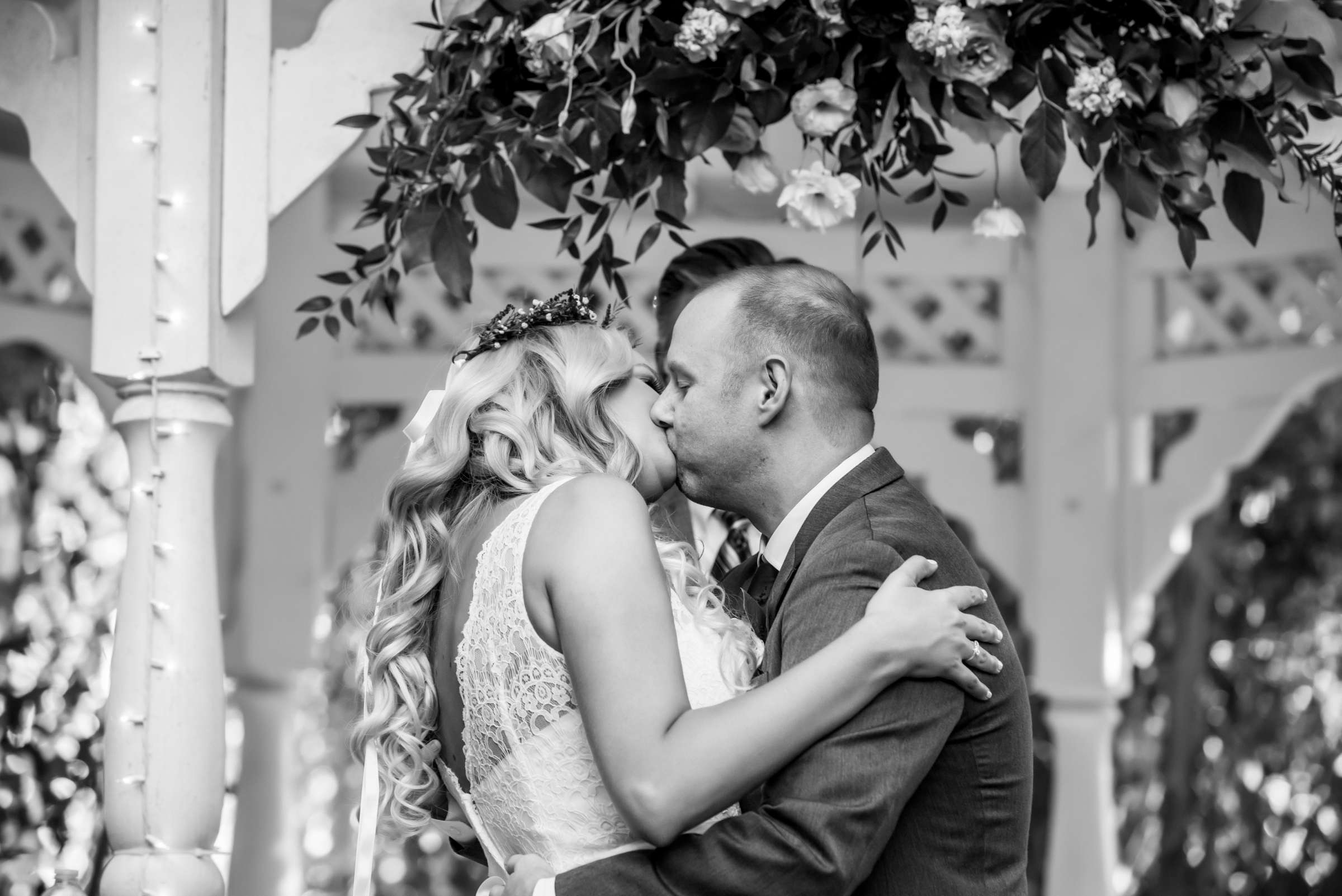 Twin Oaks House & Gardens Wedding Estate Wedding, Brittany and Sean Wedding Photo #94 by True Photography