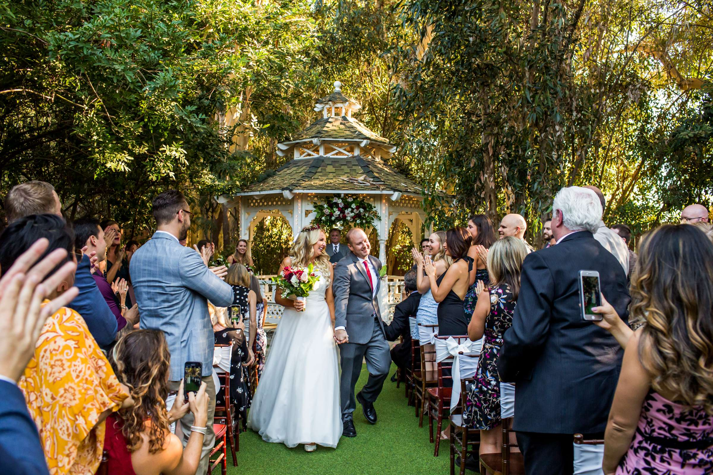 Twin Oaks House & Gardens Wedding Estate Wedding, Brittany and Sean Wedding Photo #95 by True Photography