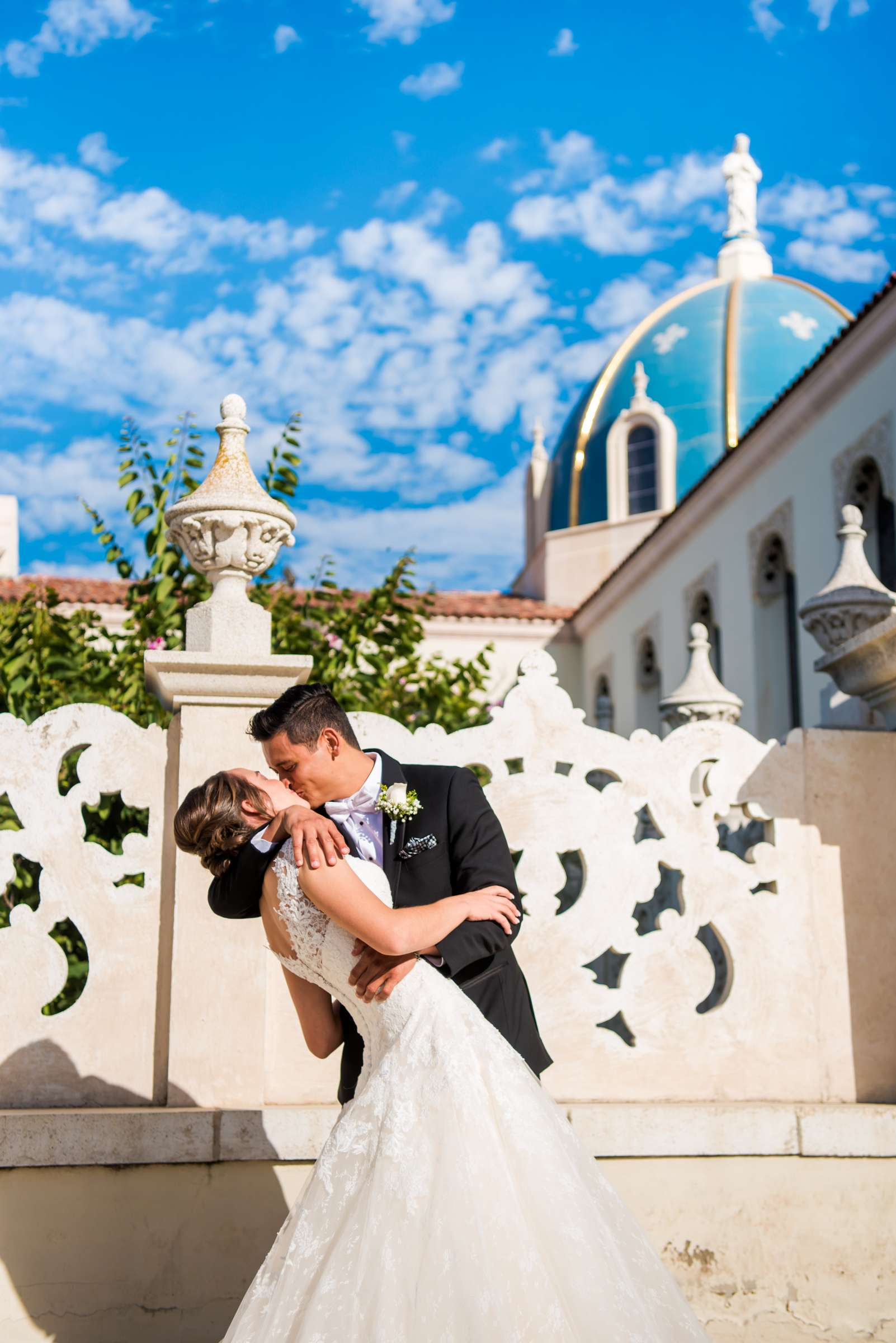 The Immaculata Wedding, Arianna and Jonah Wedding Photo #1 by True Photography