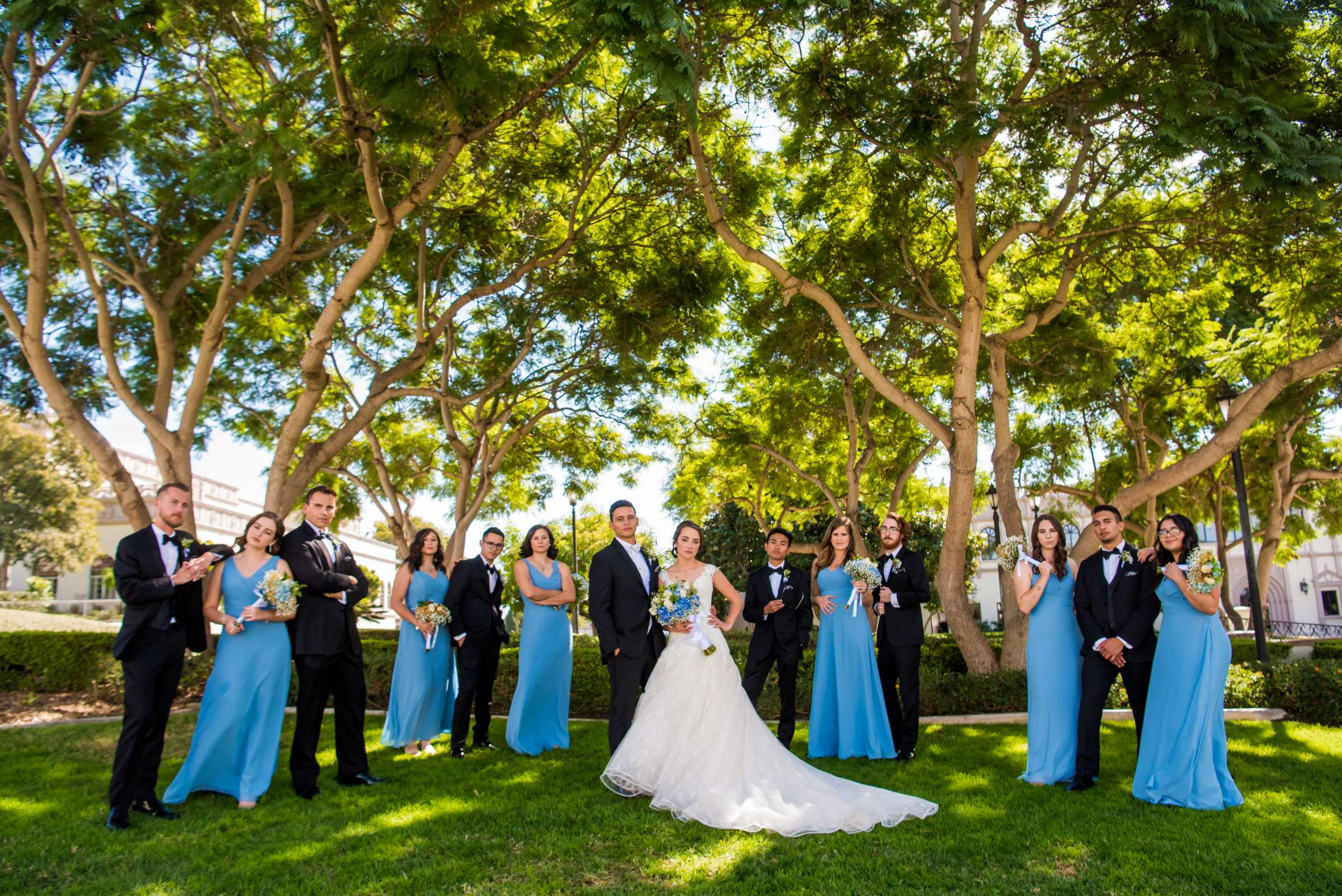 The Immaculata Wedding, Arianna and Jonah Wedding Photo #7 by True Photography