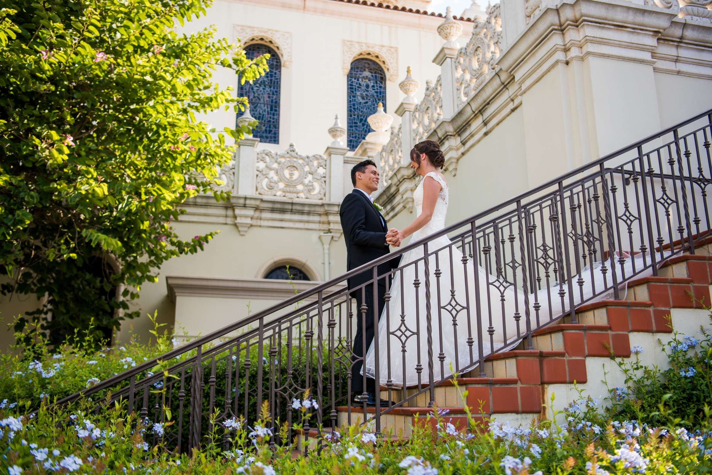 The Immaculata Wedding, Arianna and Jonah Wedding Photo #15 by True Photography