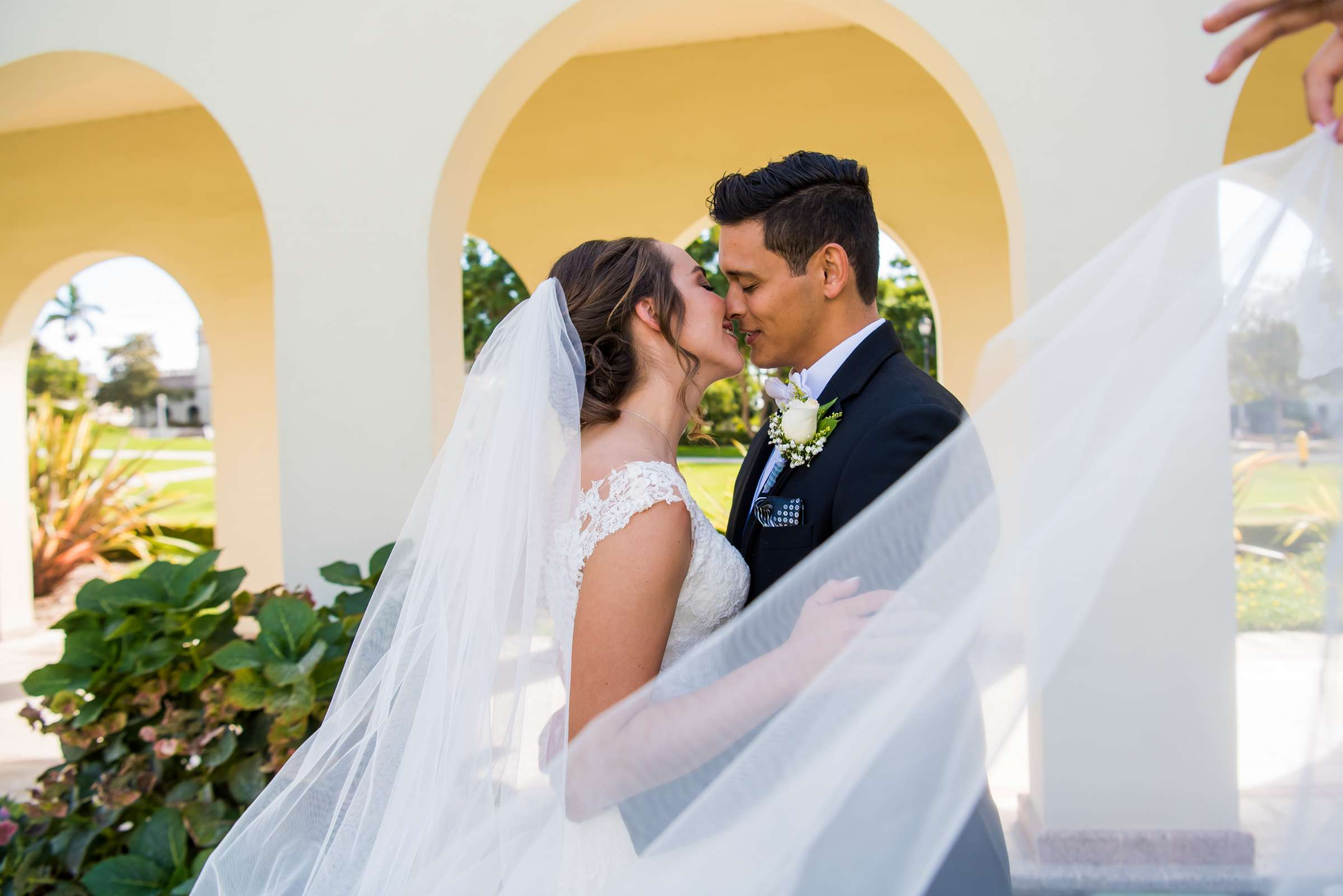 The Immaculata Wedding, Arianna and Jonah Wedding Photo #21 by True Photography