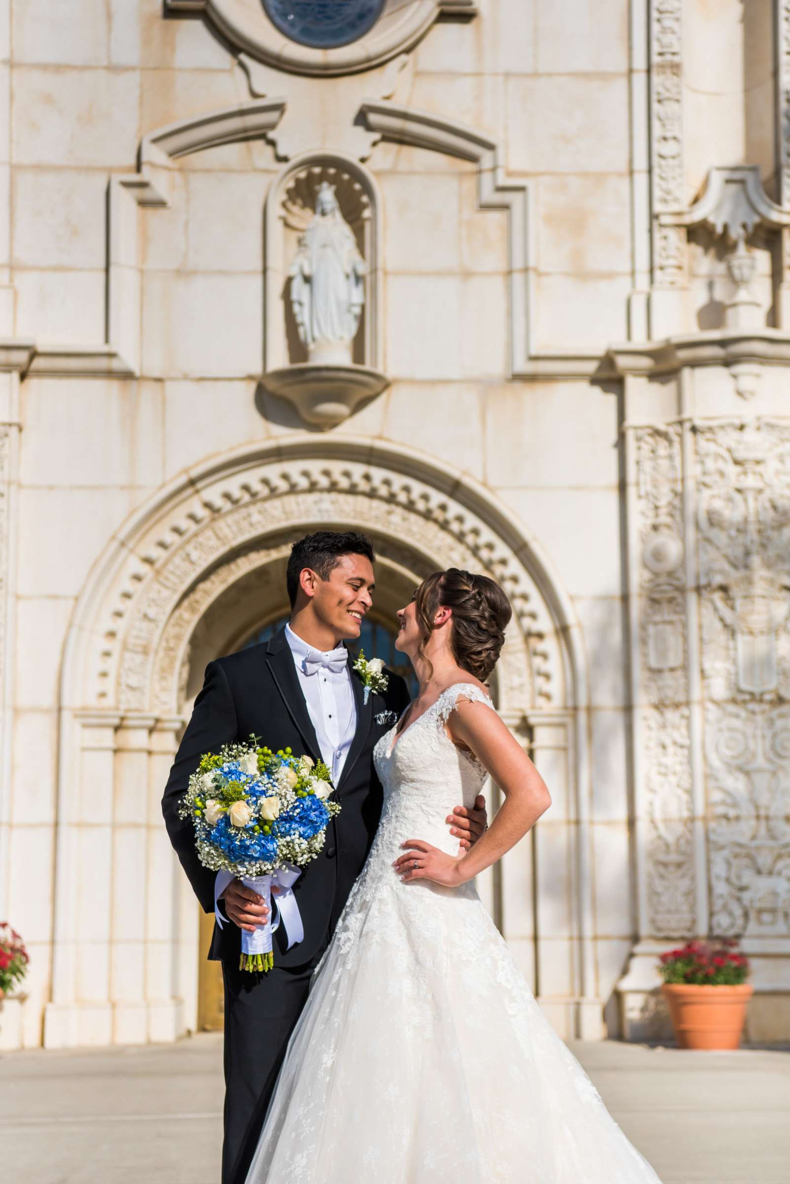 The Immaculata Wedding, Arianna and Jonah Wedding Photo #31 by True Photography