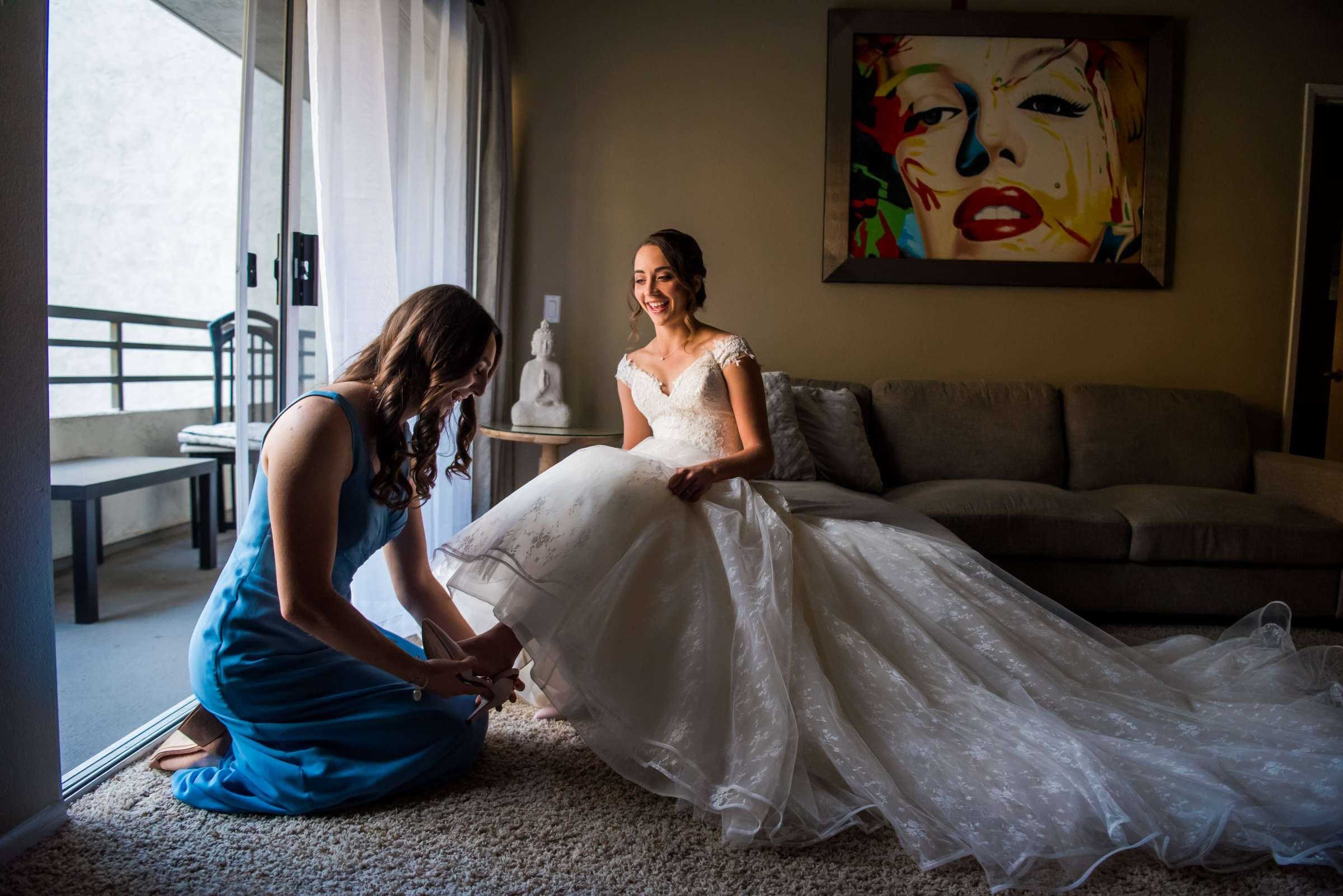 The Immaculata Wedding, Arianna and Jonah Wedding Photo #54 by True Photography