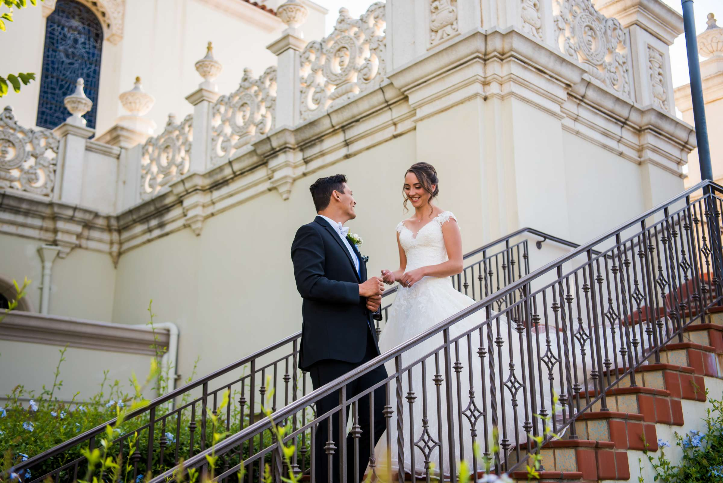 The Immaculata Wedding, Arianna and Jonah Wedding Photo #64 by True Photography
