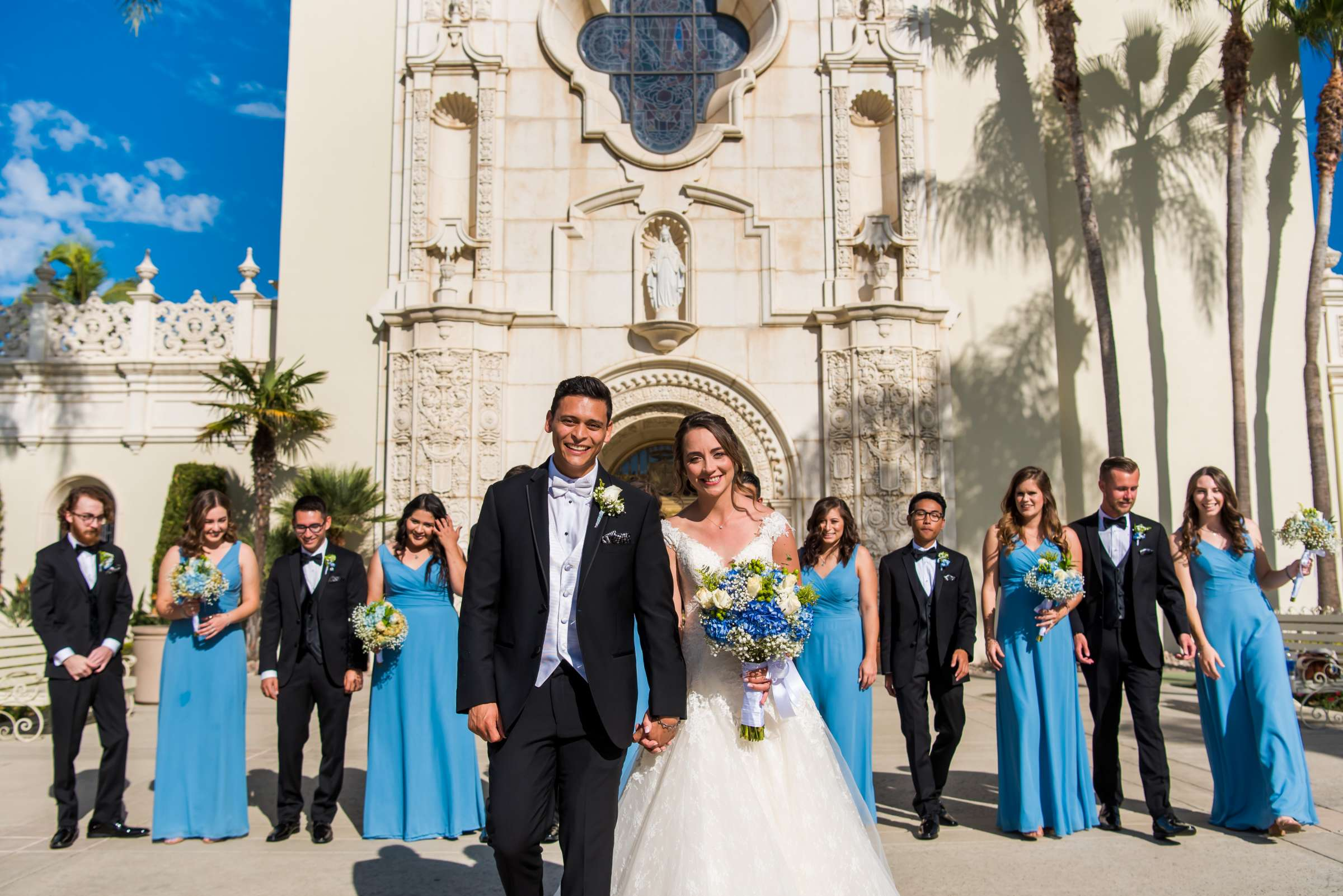 The Immaculata Wedding, Arianna and Jonah Wedding Photo #72 by True Photography