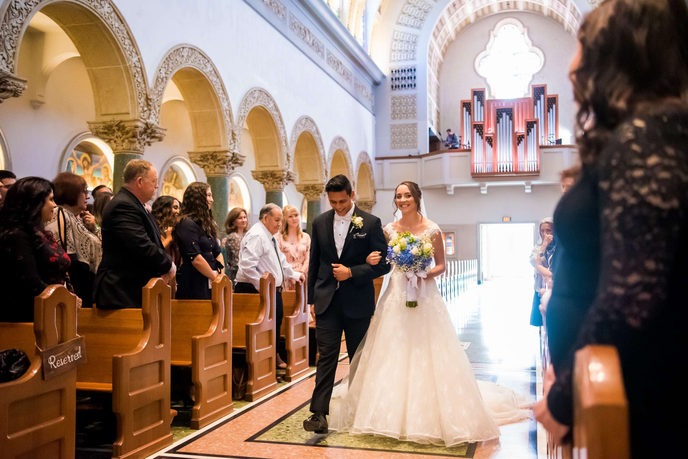 The Immaculata Wedding, Arianna and Jonah Wedding Photo #104 by True Photography