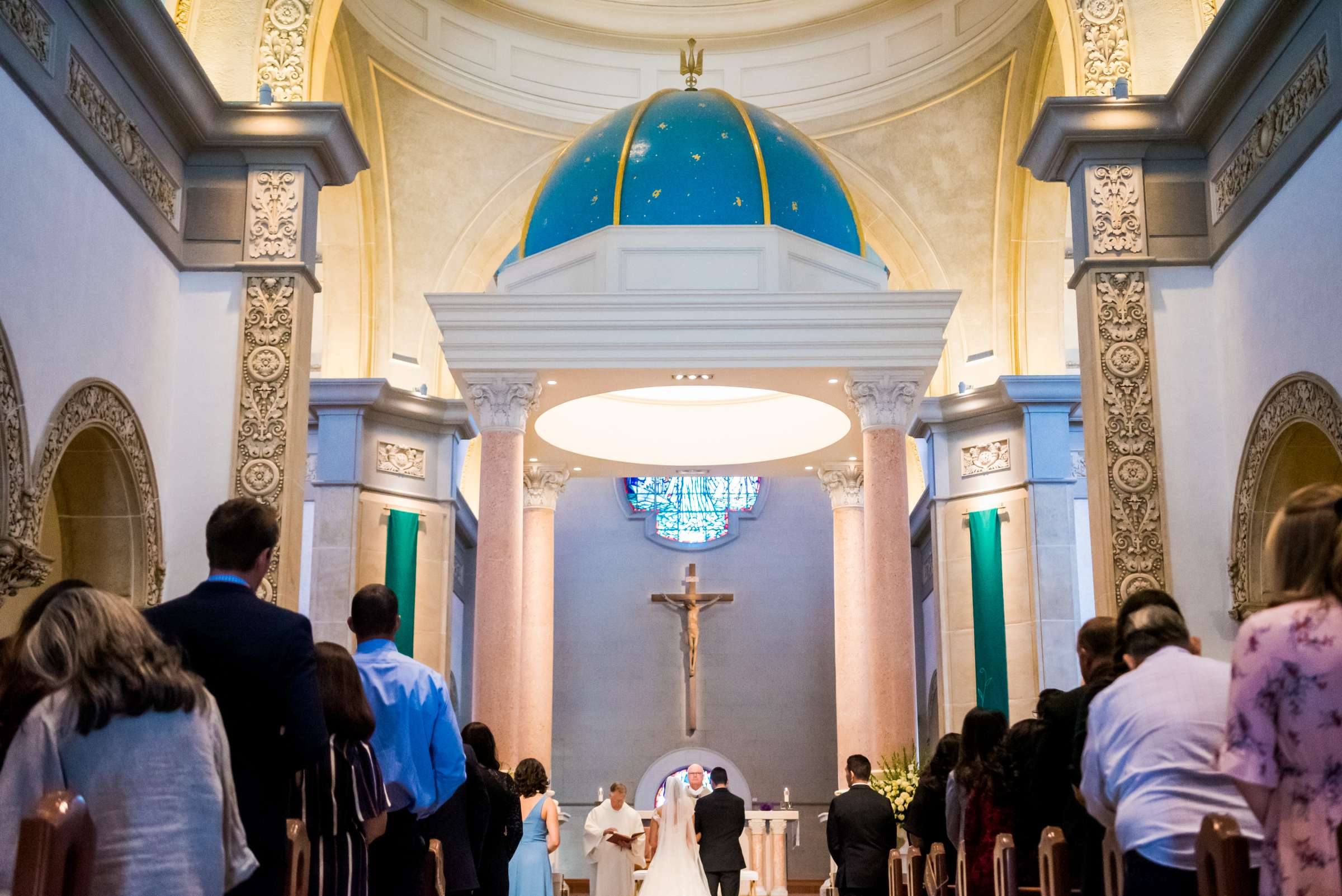 The Immaculata Wedding, Arianna and Jonah Wedding Photo #110 by True Photography
