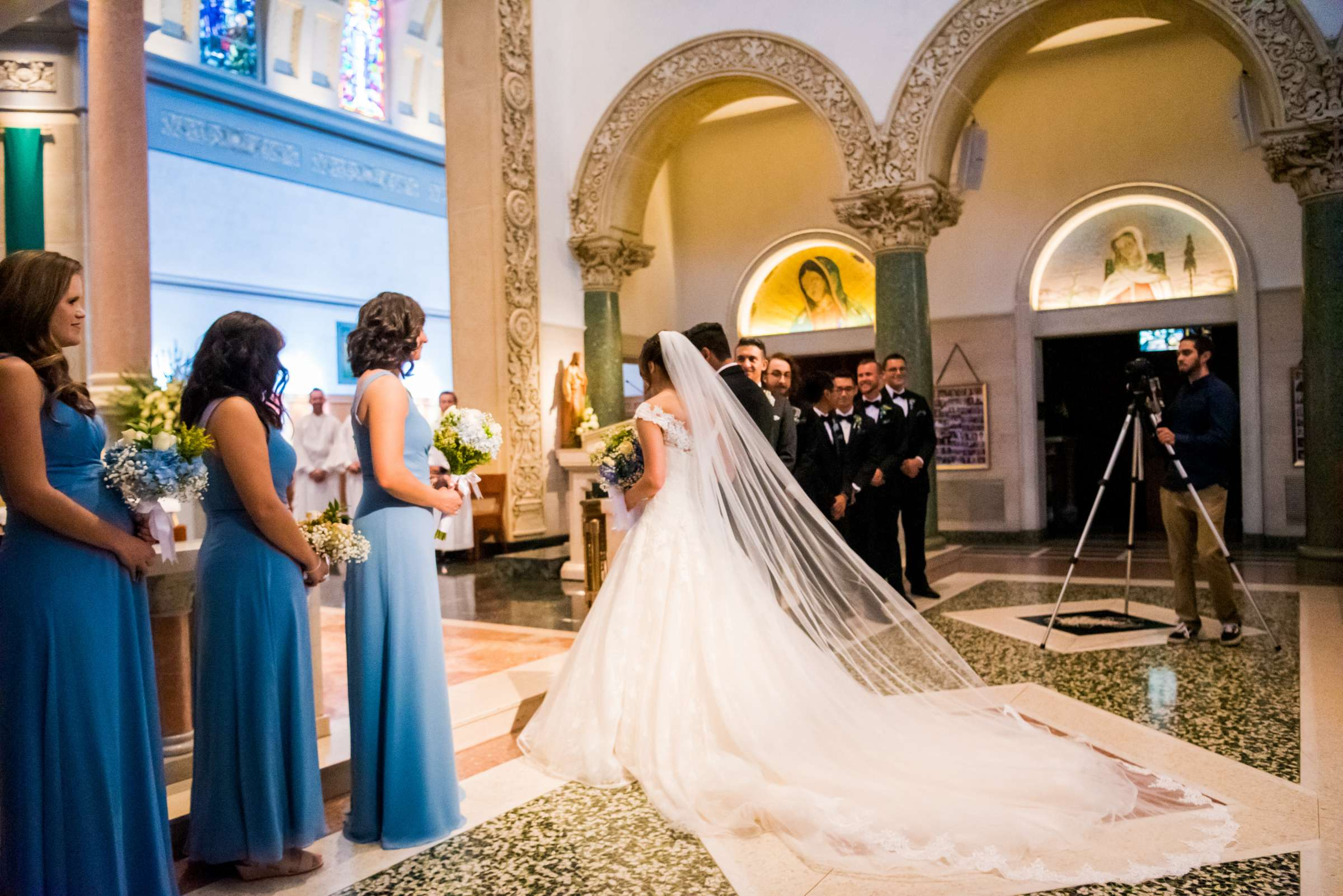 The Immaculata Wedding, Arianna and Jonah Wedding Photo #108 by True Photography
