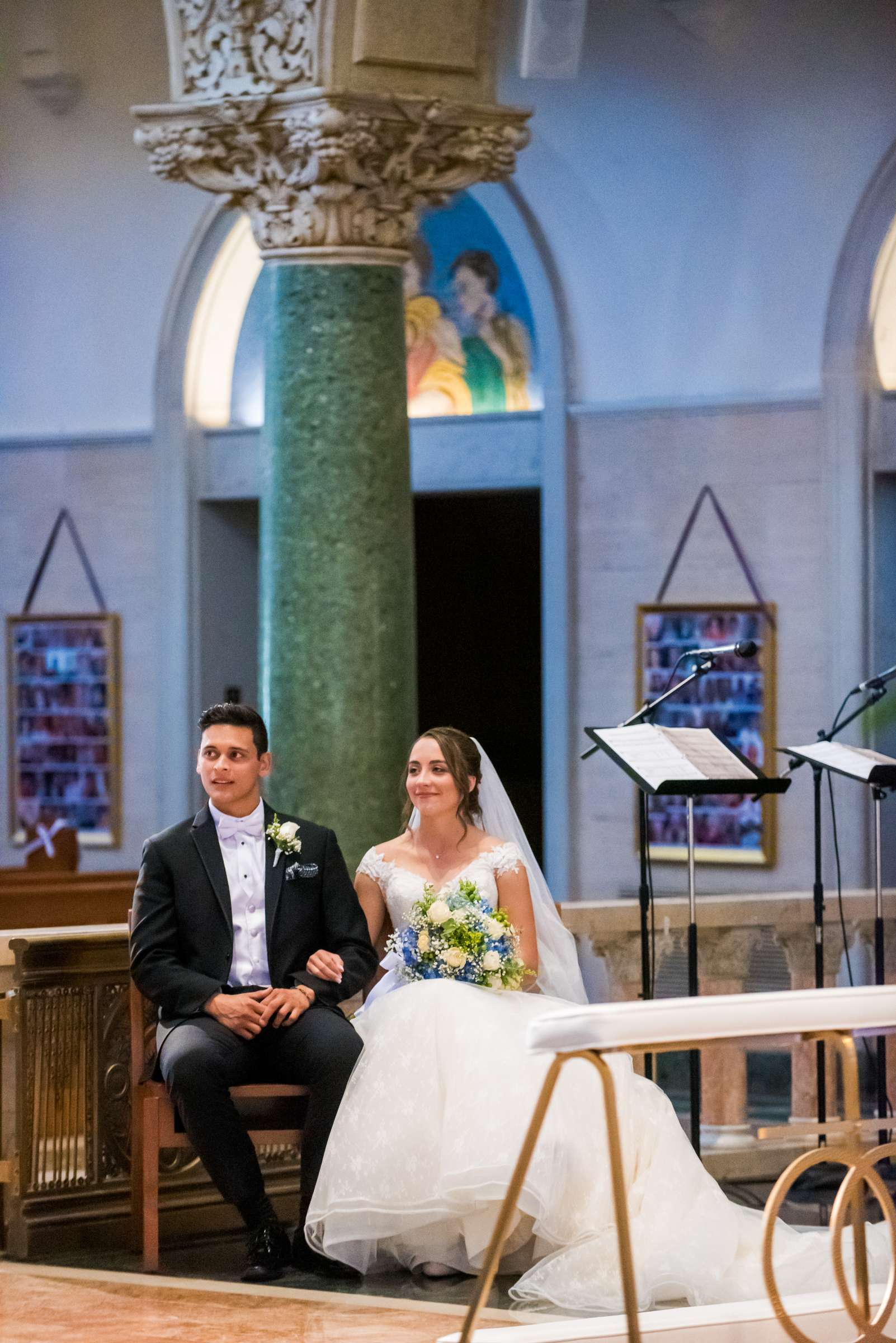 The Immaculata Wedding, Arianna and Jonah Wedding Photo #118 by True Photography