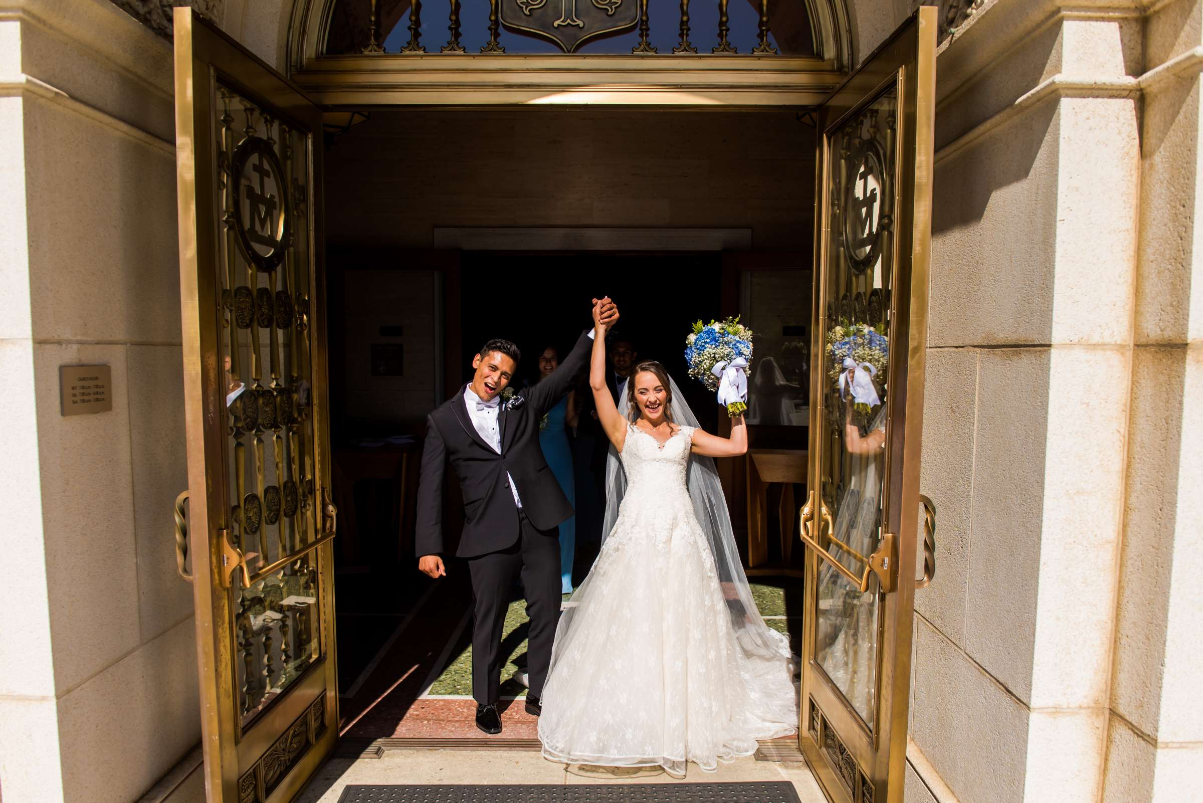 The Immaculata Wedding, Arianna and Jonah Wedding Photo #134 by True Photography