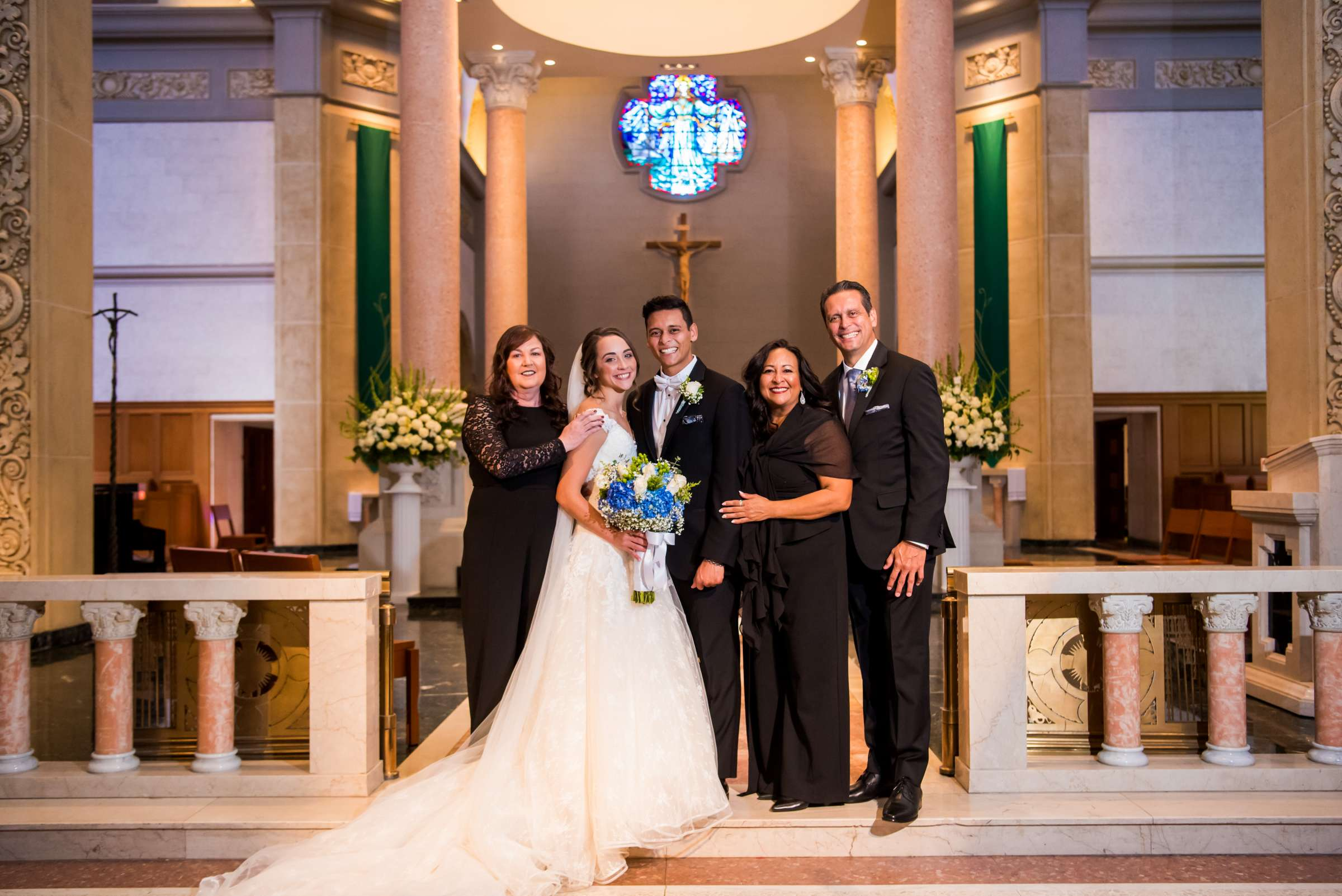 The Immaculata Wedding, Arianna and Jonah Wedding Photo #137 by True Photography