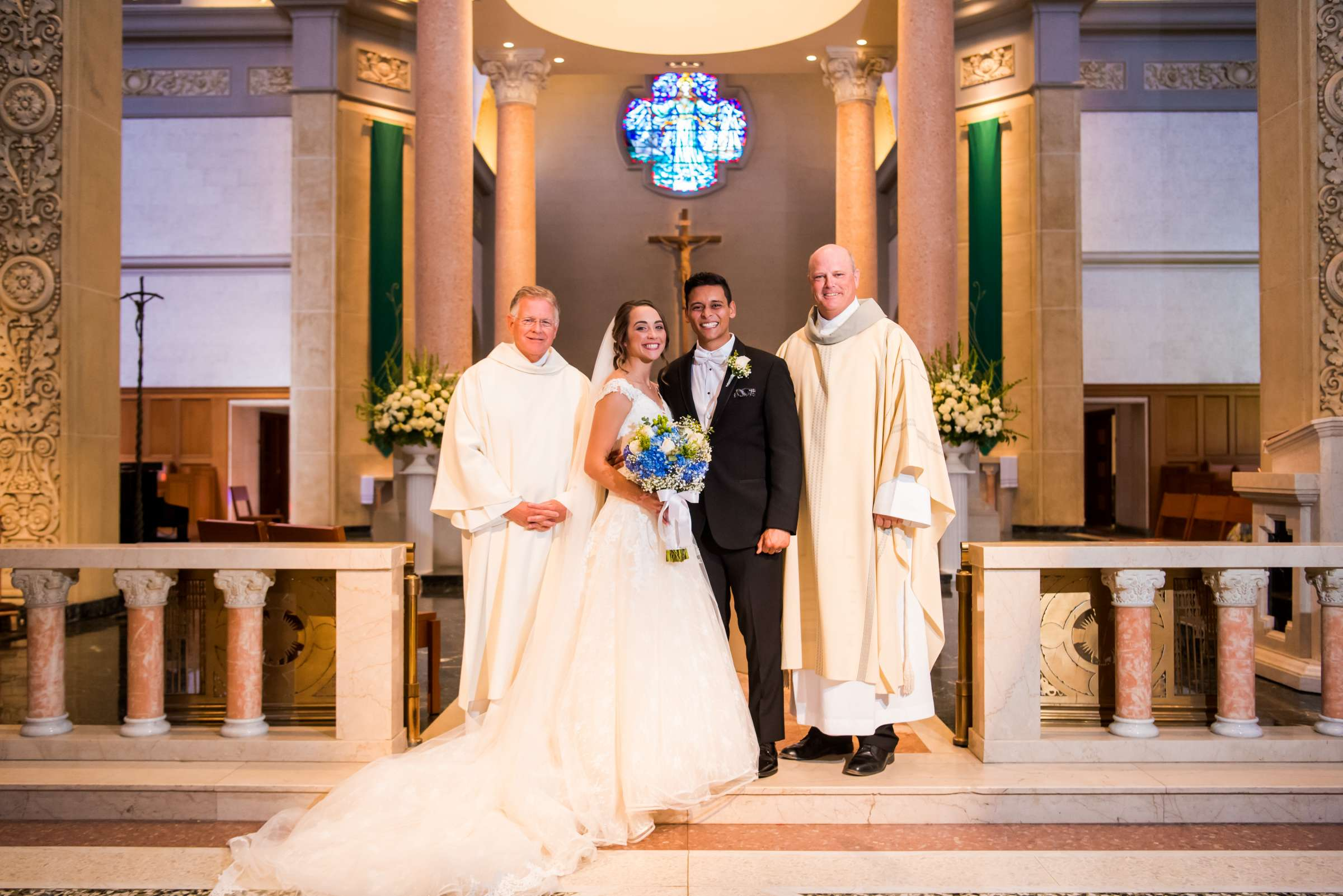 The Immaculata Wedding, Arianna and Jonah Wedding Photo #136 by True Photography