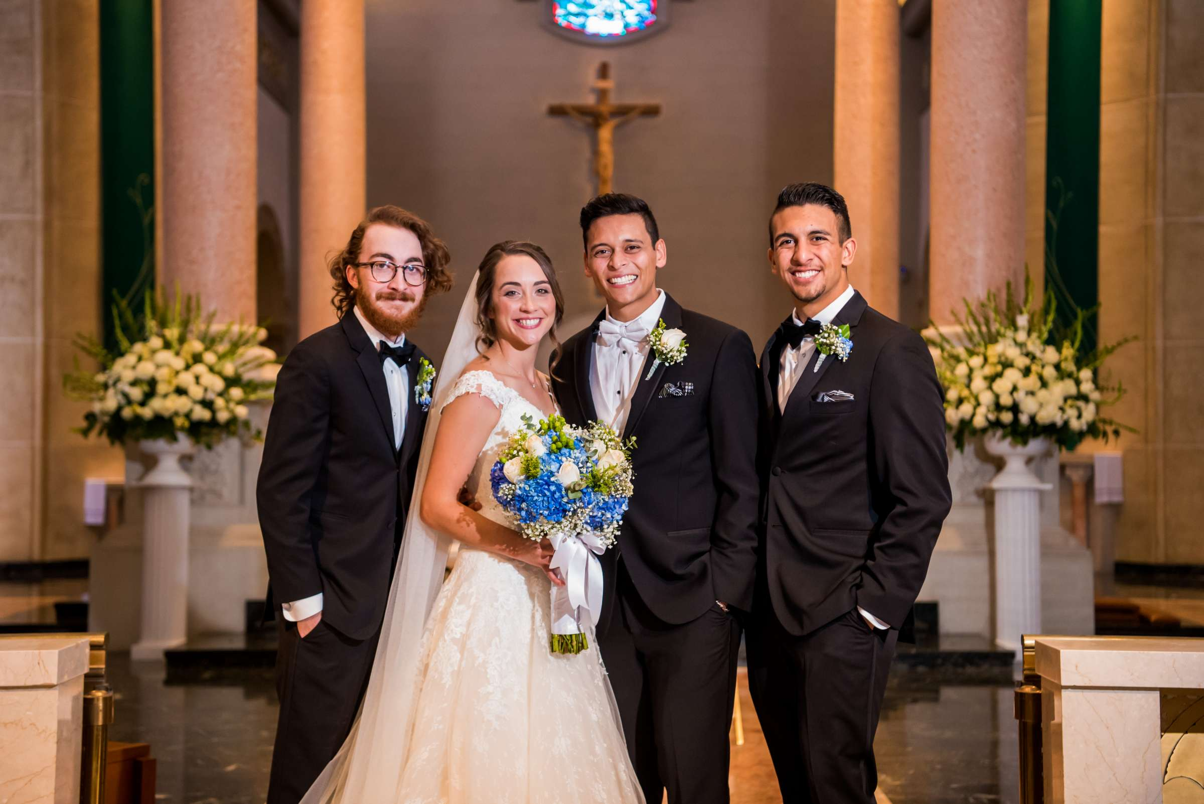 The Immaculata Wedding, Arianna and Jonah Wedding Photo #138 by True Photography