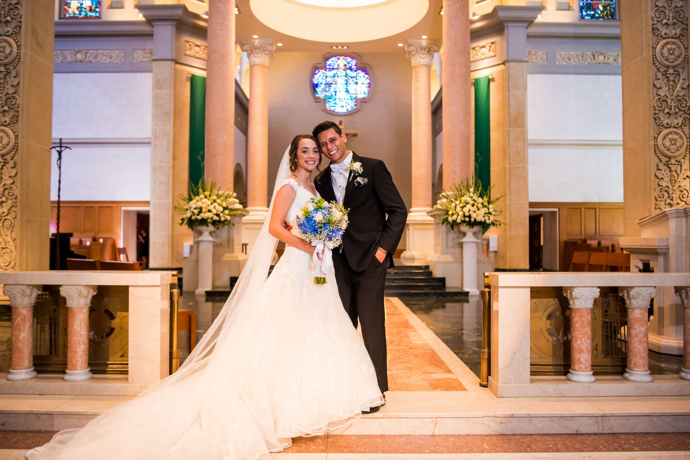 The Immaculata Wedding, Arianna and Jonah Wedding Photo #139 by True Photography