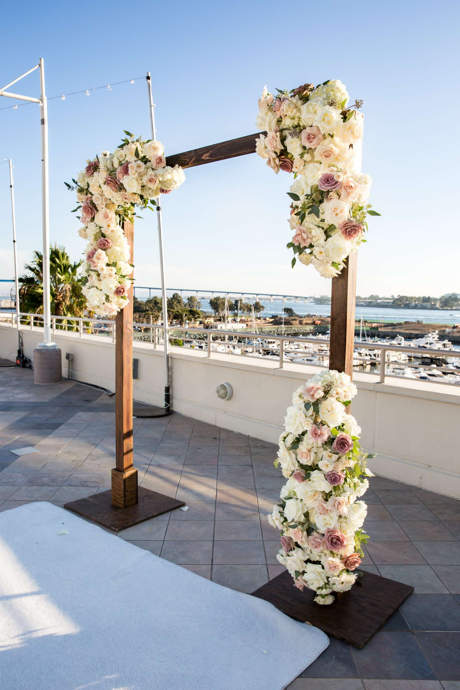 Marriott Marquis San Diego Marina Wedding coordinated by First Comes Love Weddings & Events, Ashlee and John Wedding Photo #134 by True Photography