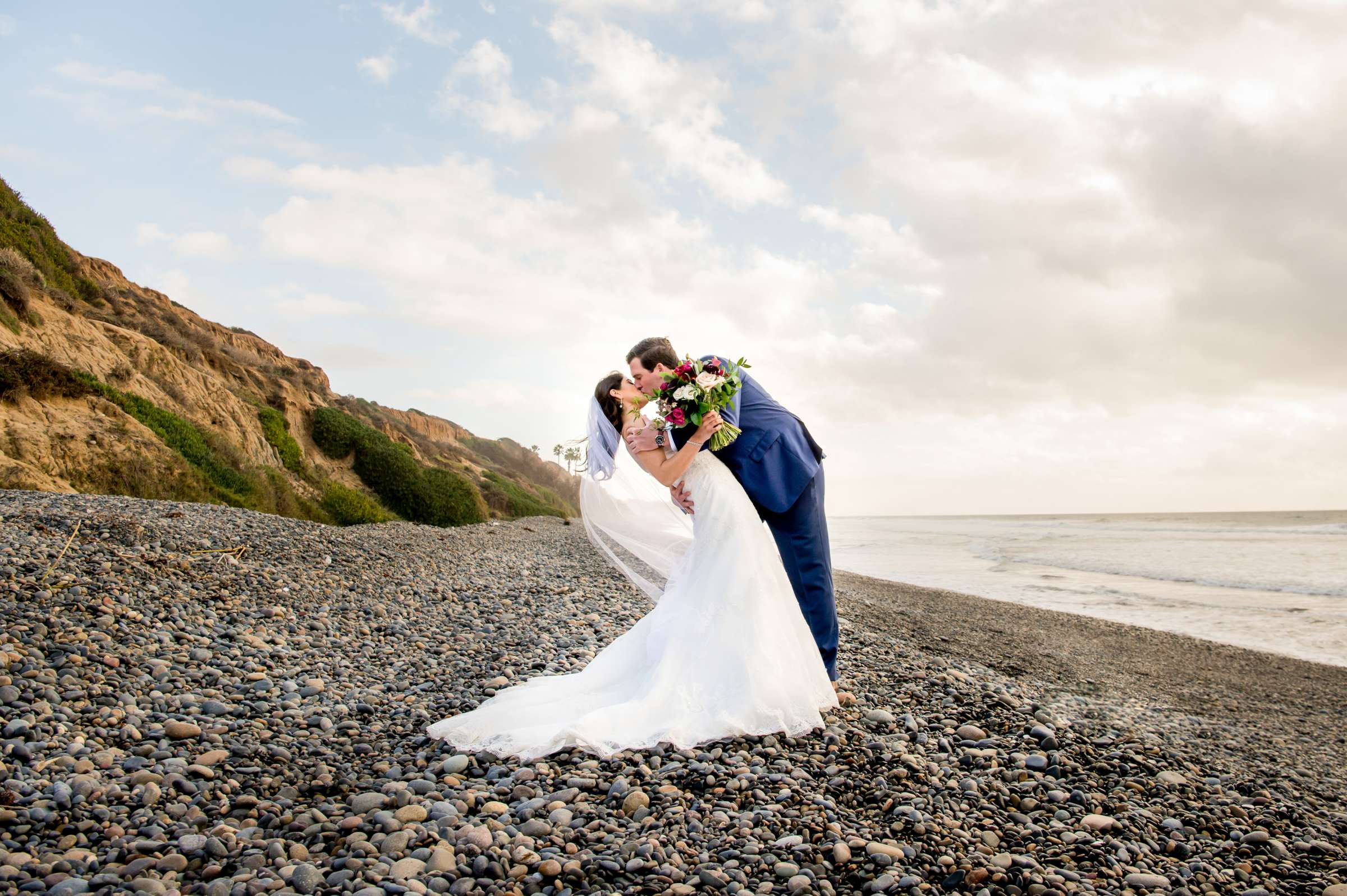 Cape Rey Carlsbad, A Hilton Resort Wedding, Jasmine and Kyle Wedding Photo #2 by True Photography