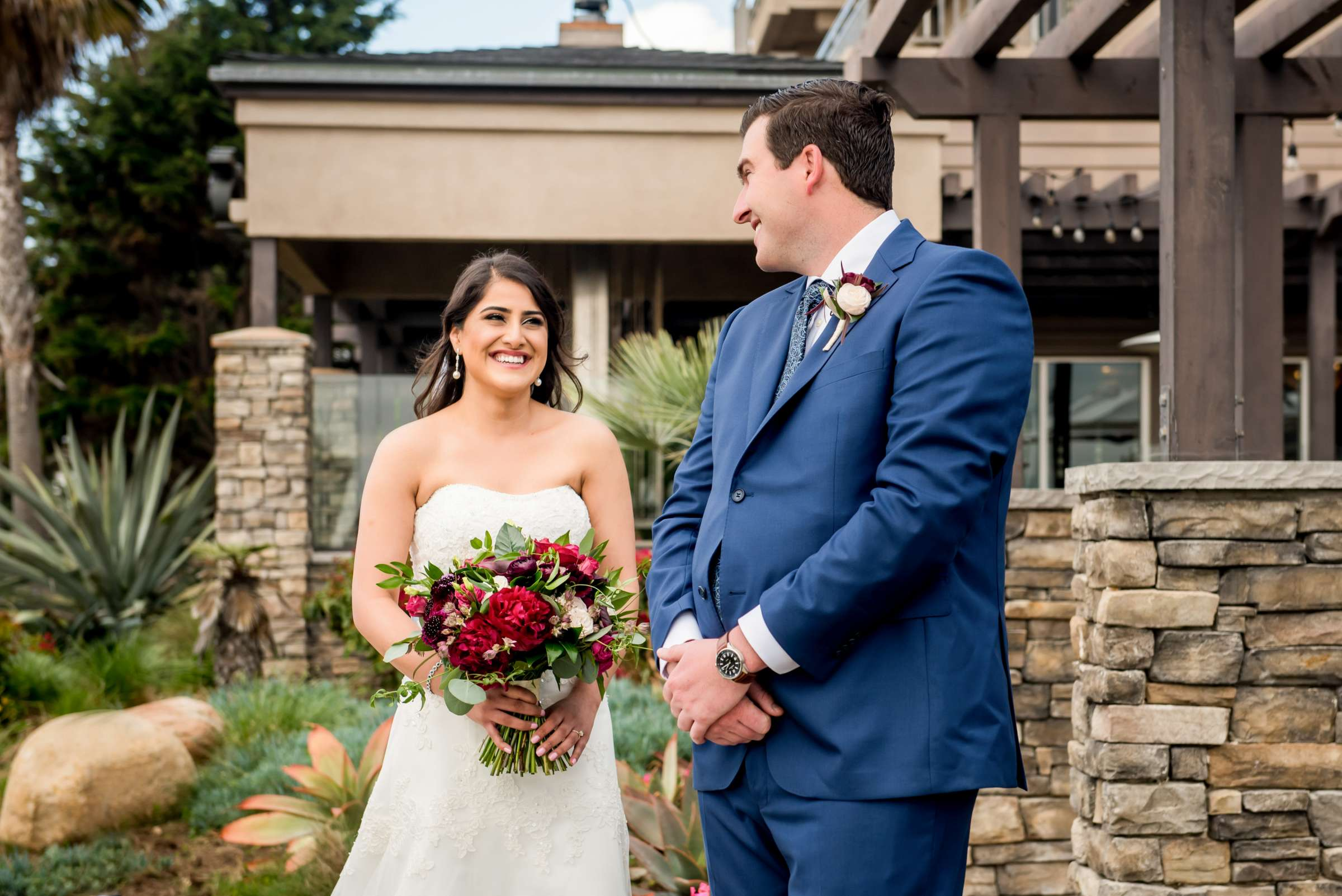 Cape Rey Carlsbad, A Hilton Resort Wedding, Jasmine and Kyle Wedding Photo #65 by True Photography