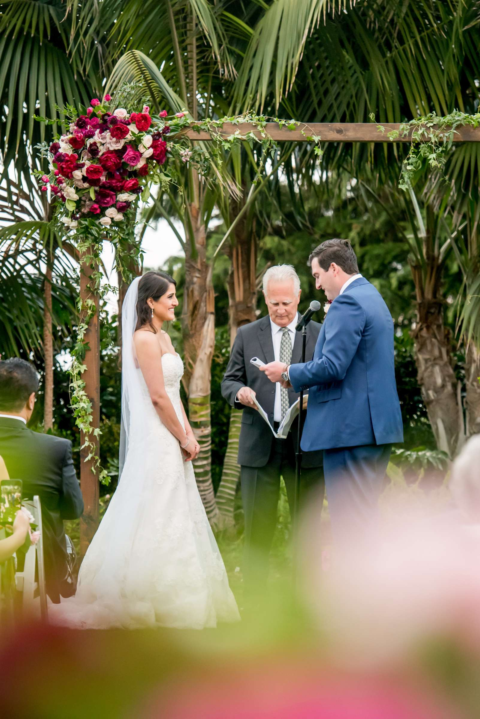 Cape Rey Carlsbad, A Hilton Resort Wedding, Jasmine and Kyle Wedding Photo #90 by True Photography