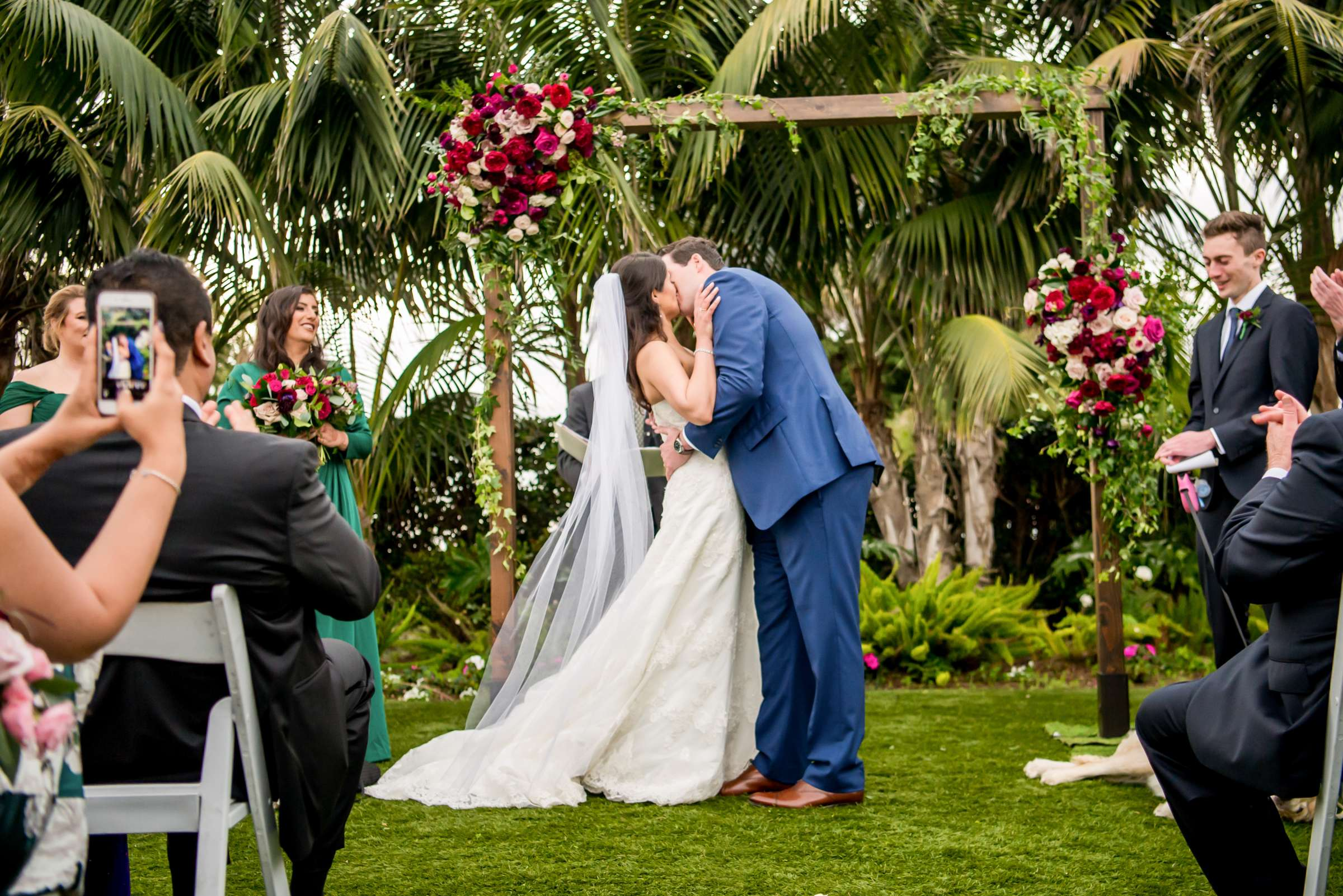Cape Rey Carlsbad, A Hilton Resort Wedding, Jasmine and Kyle Wedding Photo #100 by True Photography