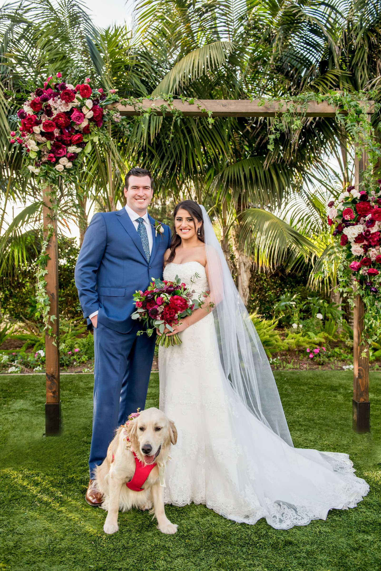 Cape Rey Carlsbad, A Hilton Resort Wedding, Jasmine and Kyle Wedding Photo #106 by True Photography