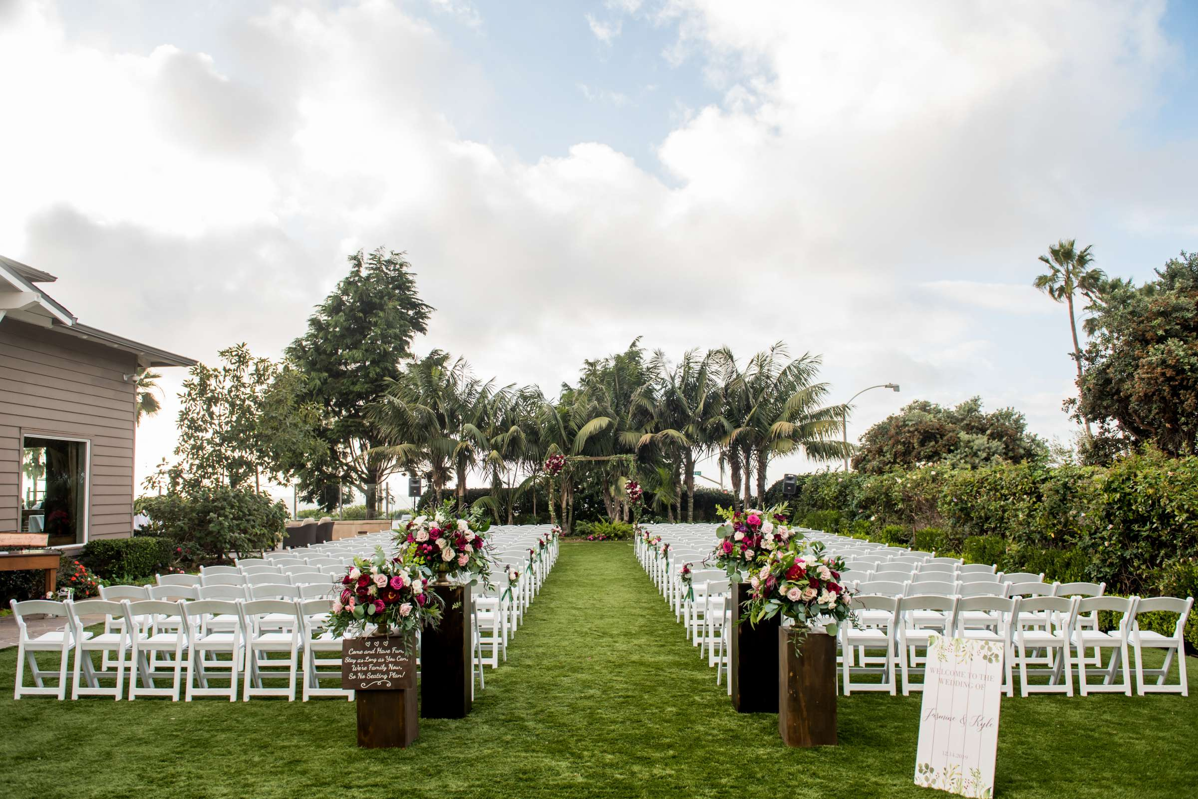Cape Rey Carlsbad, A Hilton Resort Wedding, Jasmine and Kyle Wedding Photo #226 by True Photography