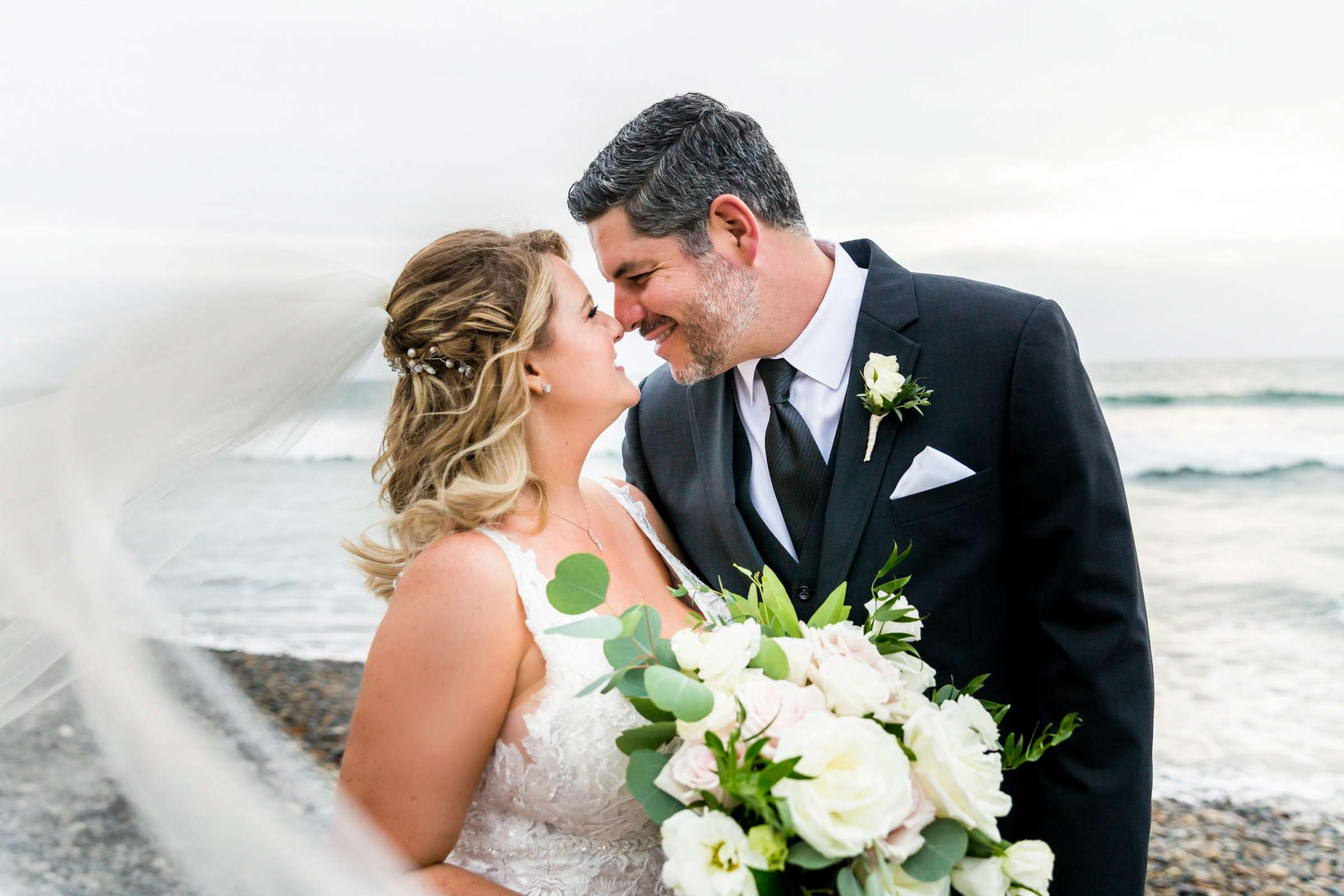 Cape Rey Carlsbad, A Hilton Resort Wedding, Michelle and Justin Wedding Photo #1 by True Photography