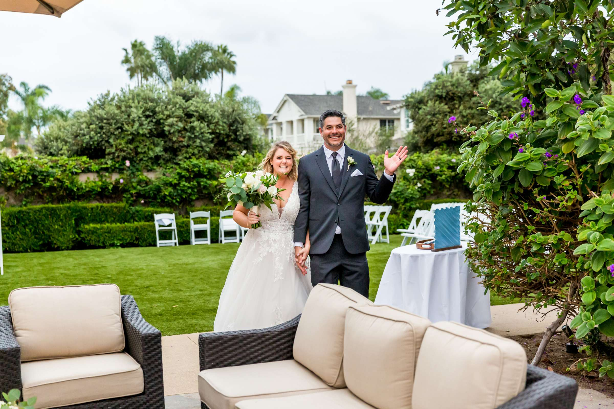 Cape Rey Carlsbad, A Hilton Resort Wedding, Michelle and Justin Wedding Photo #77 by True Photography