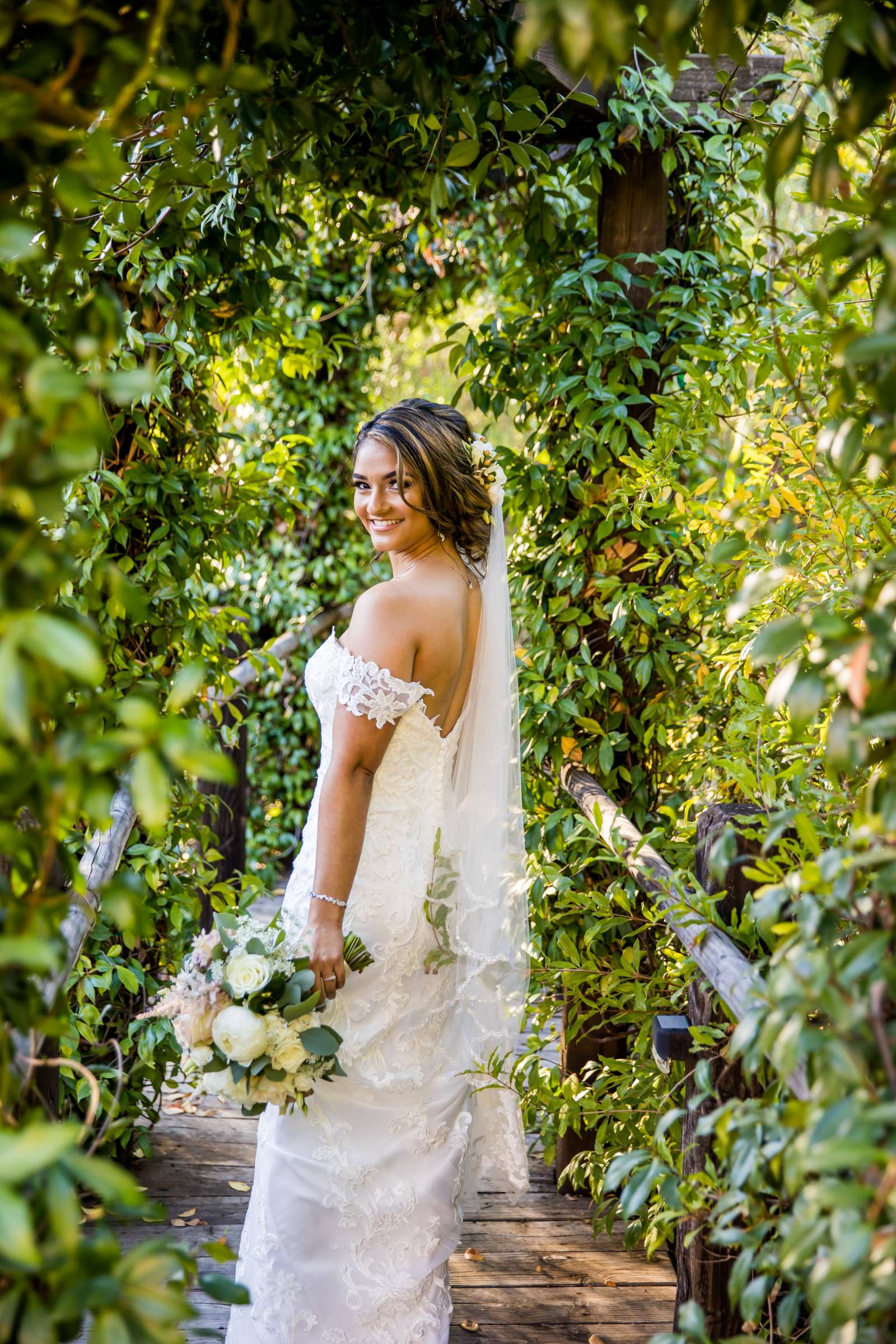 Ethereal Gardens Wedding, Danielle and Ben Wedding Photo #5 by True Photography