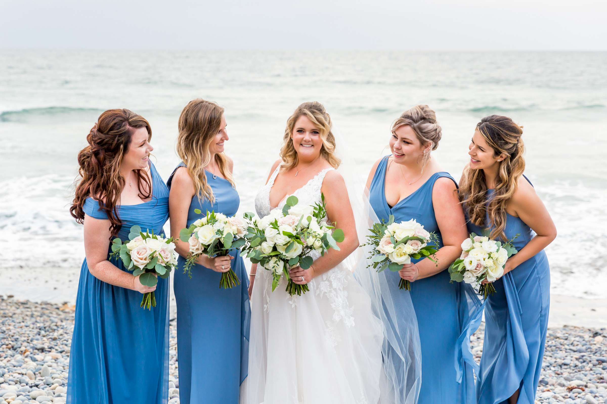 Cape Rey Carlsbad, A Hilton Resort Wedding, Michelle and Justin Wedding Photo #16 by True Photography
