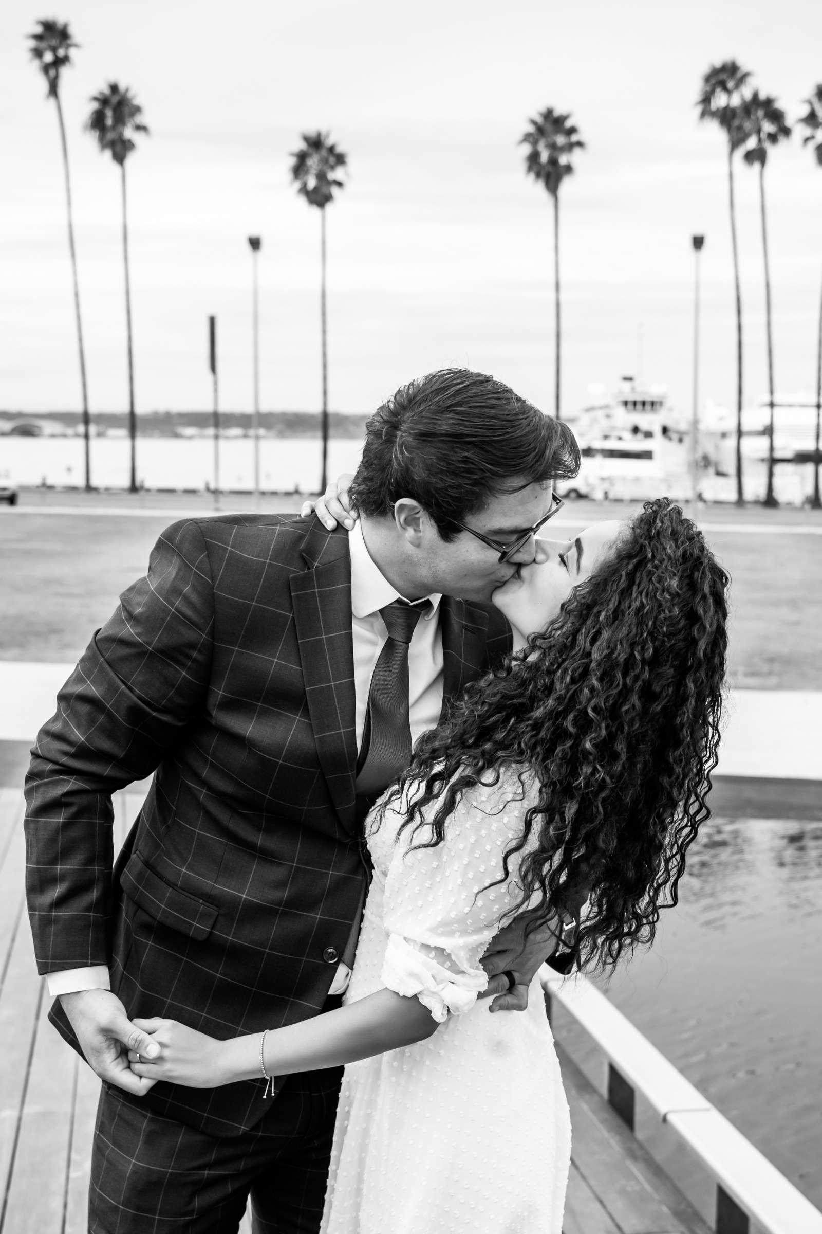 San Diego Courthouse Event, Gabriela and Peter Wedding Event Photo #622823 by True Photography