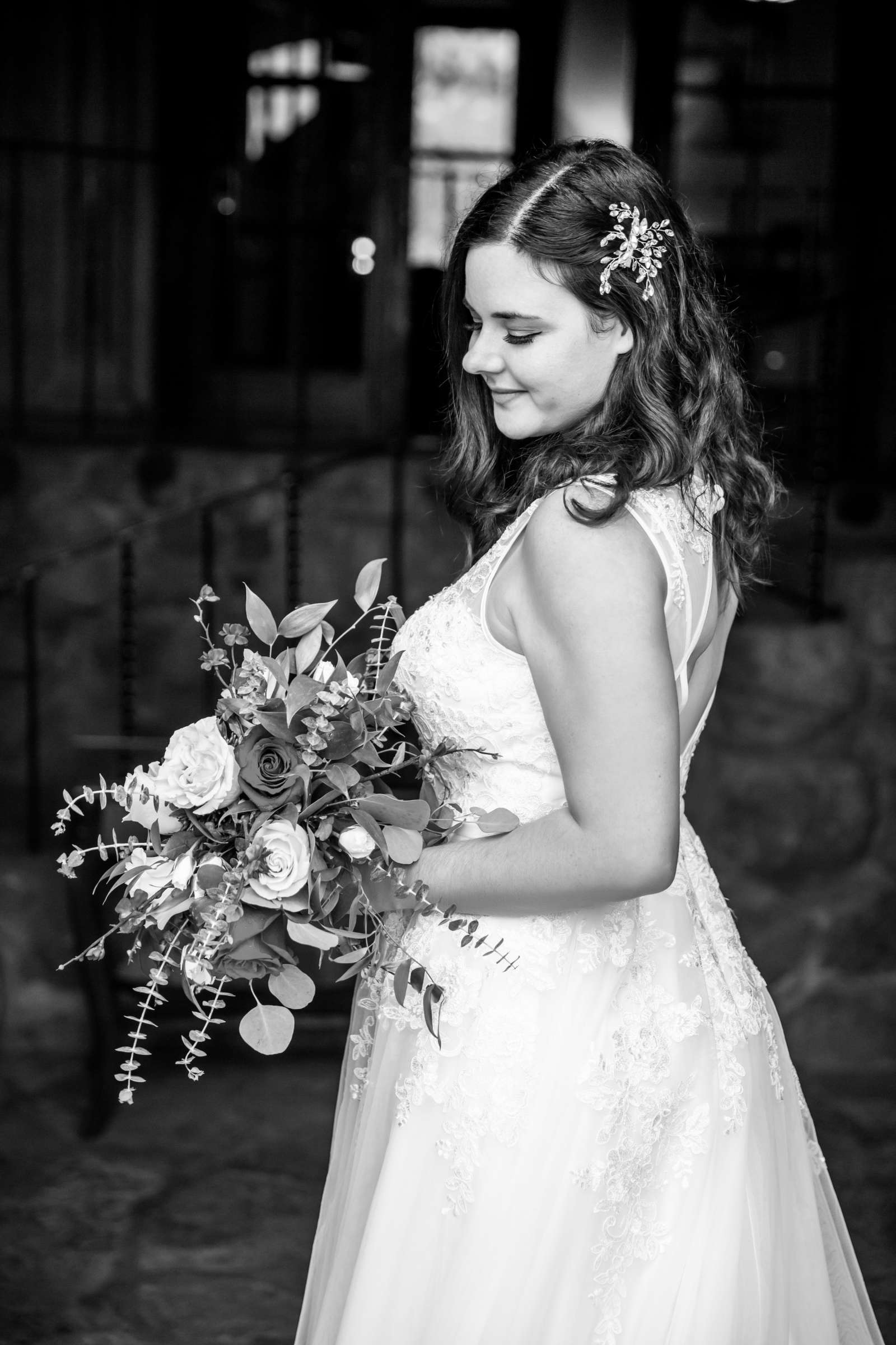 Mt Woodson Castle Wedding, Valerie and Ian Wedding Photo #20 by True Photography