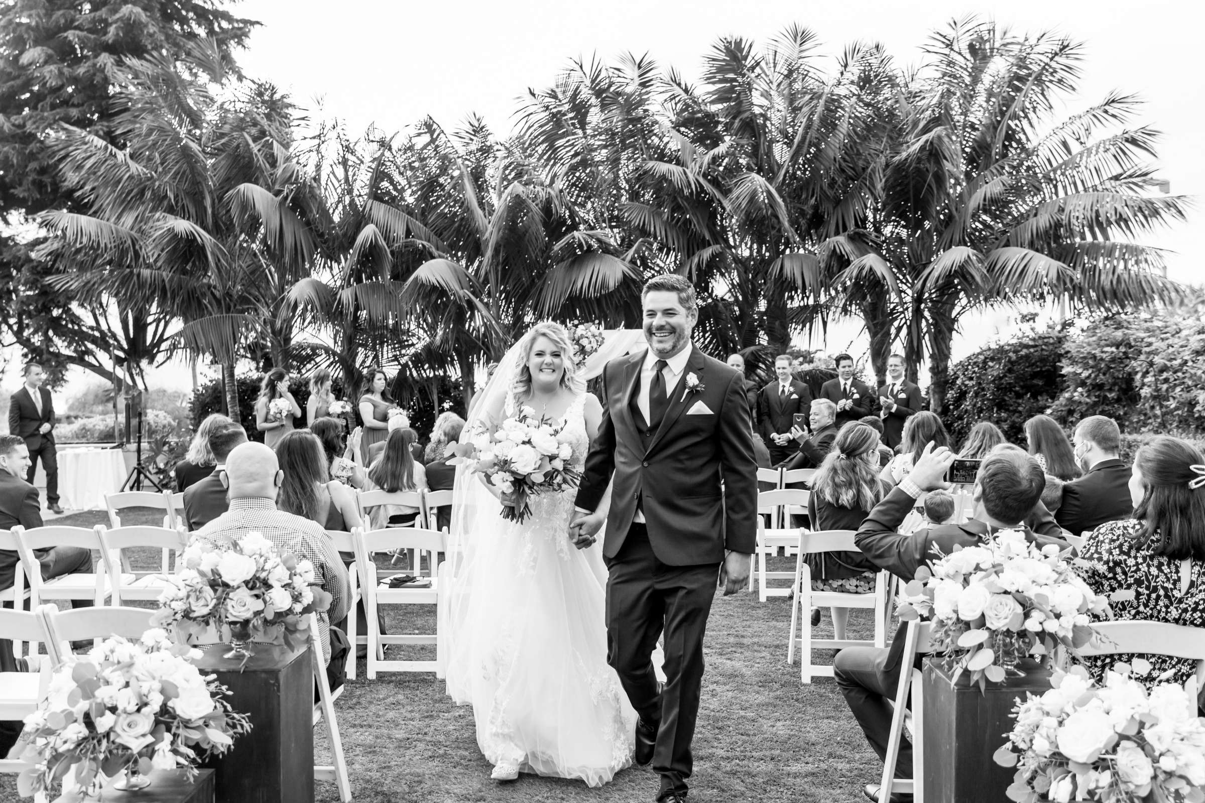 Cape Rey Carlsbad, A Hilton Resort Wedding, Michelle and Justin Wedding Photo #69 by True Photography