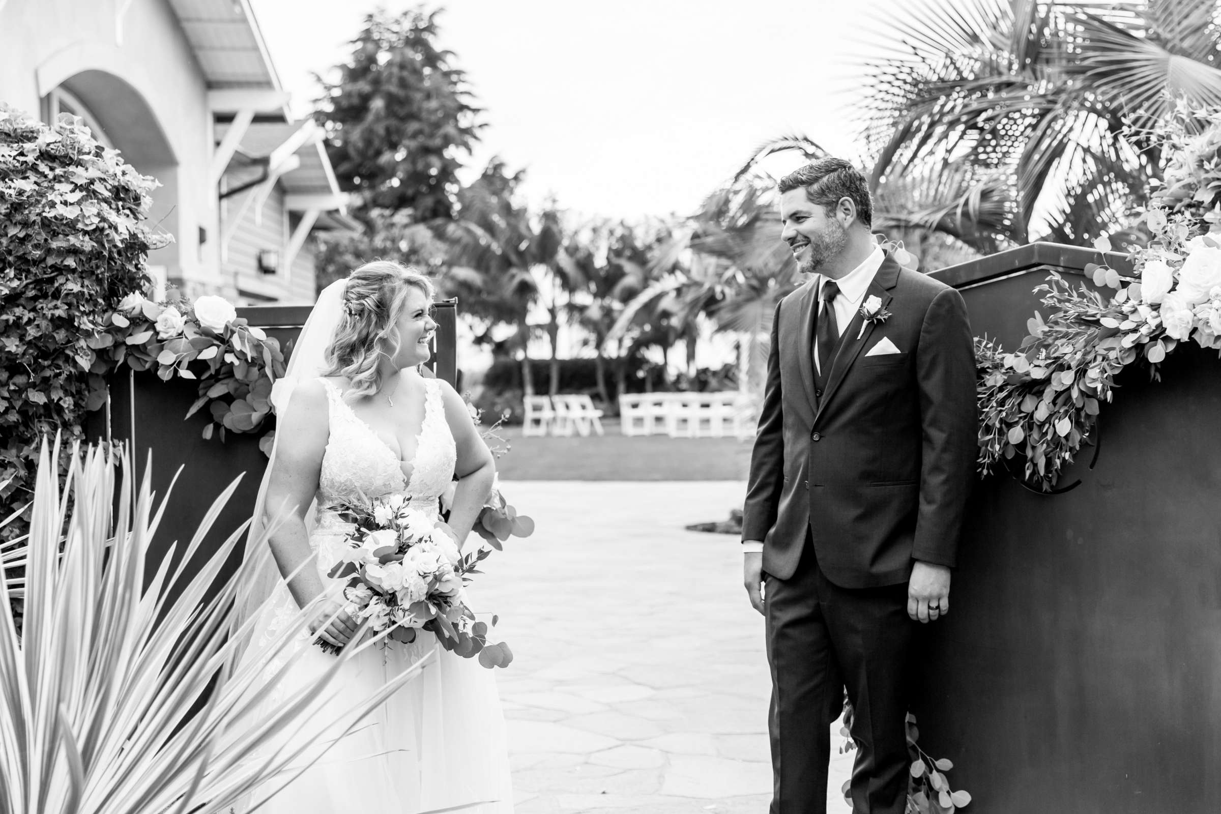 Cape Rey Carlsbad, A Hilton Resort Wedding, Michelle and Justin Wedding Photo #24 by True Photography