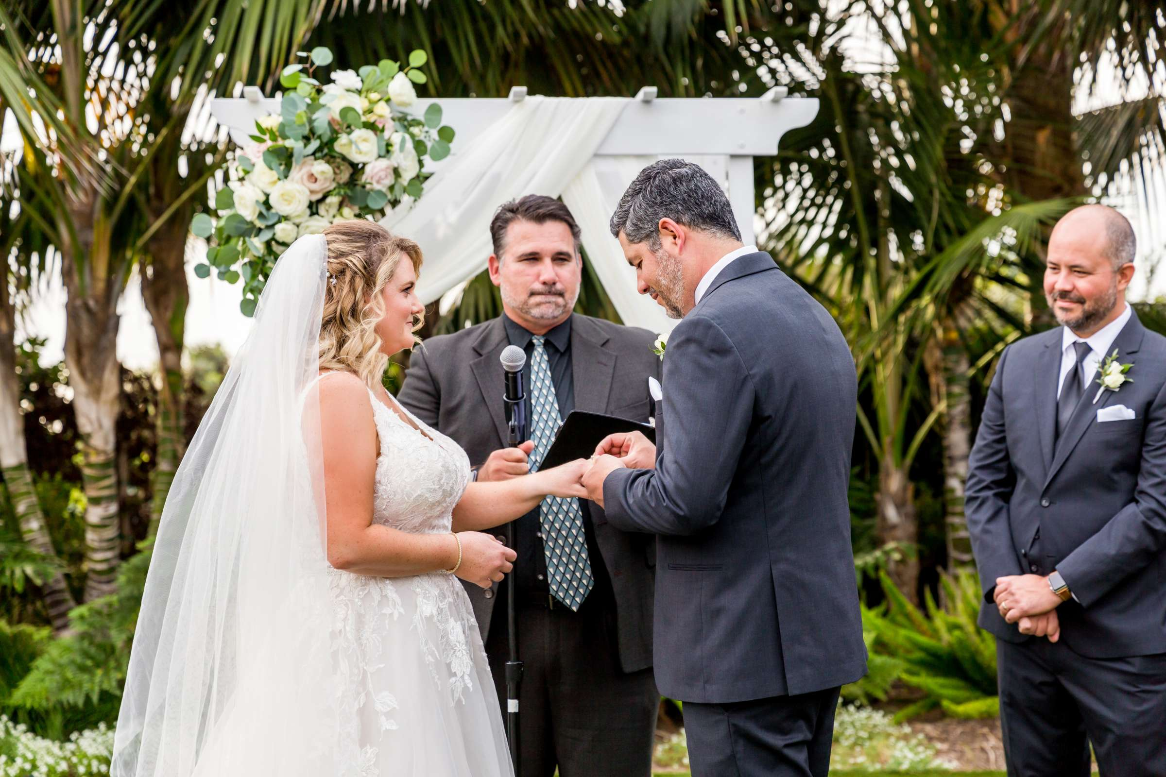 Cape Rey Carlsbad, A Hilton Resort Wedding, Michelle and Justin Wedding Photo #64 by True Photography