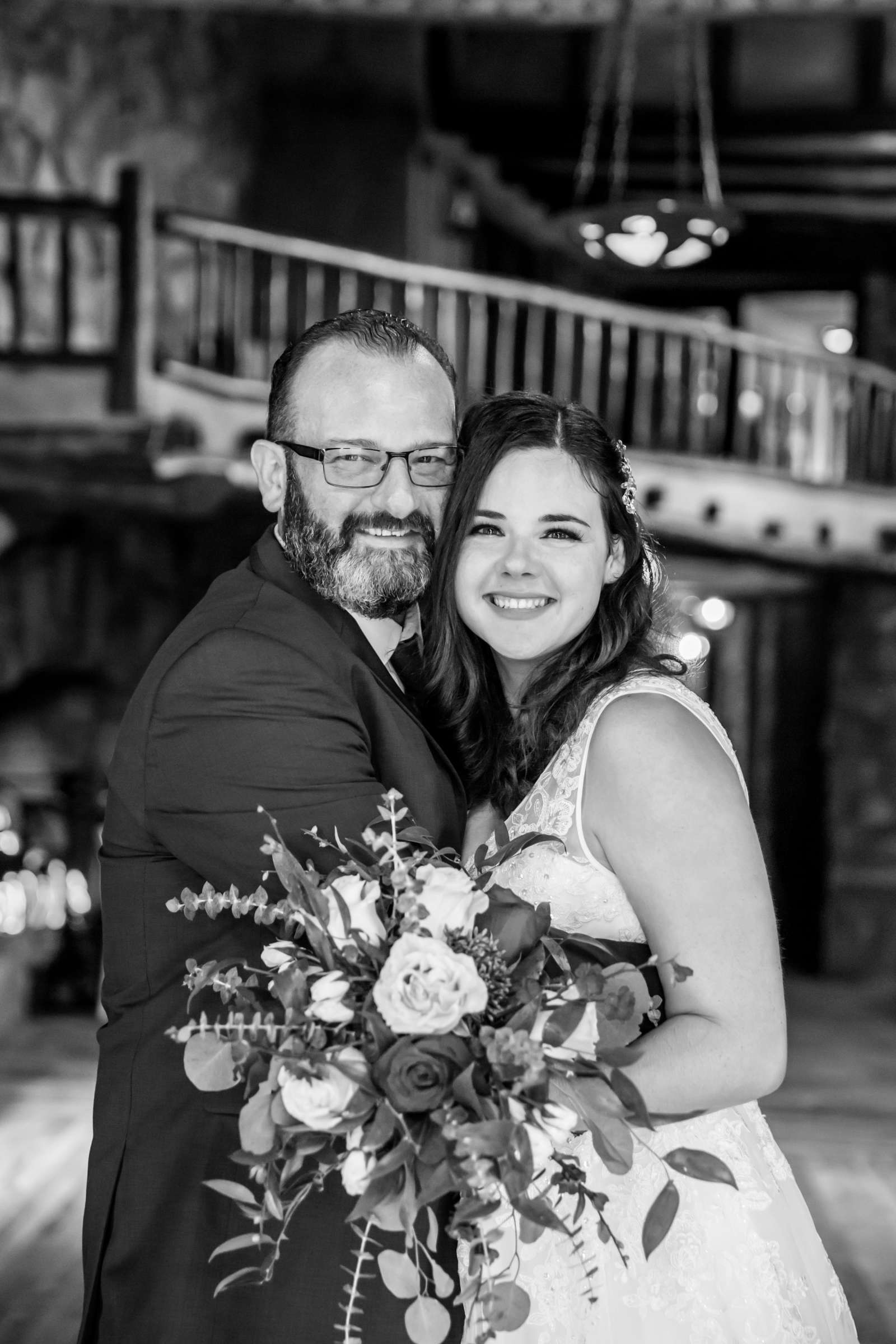 Mt Woodson Castle Wedding, Valerie and Ian Wedding Photo #79 by True Photography