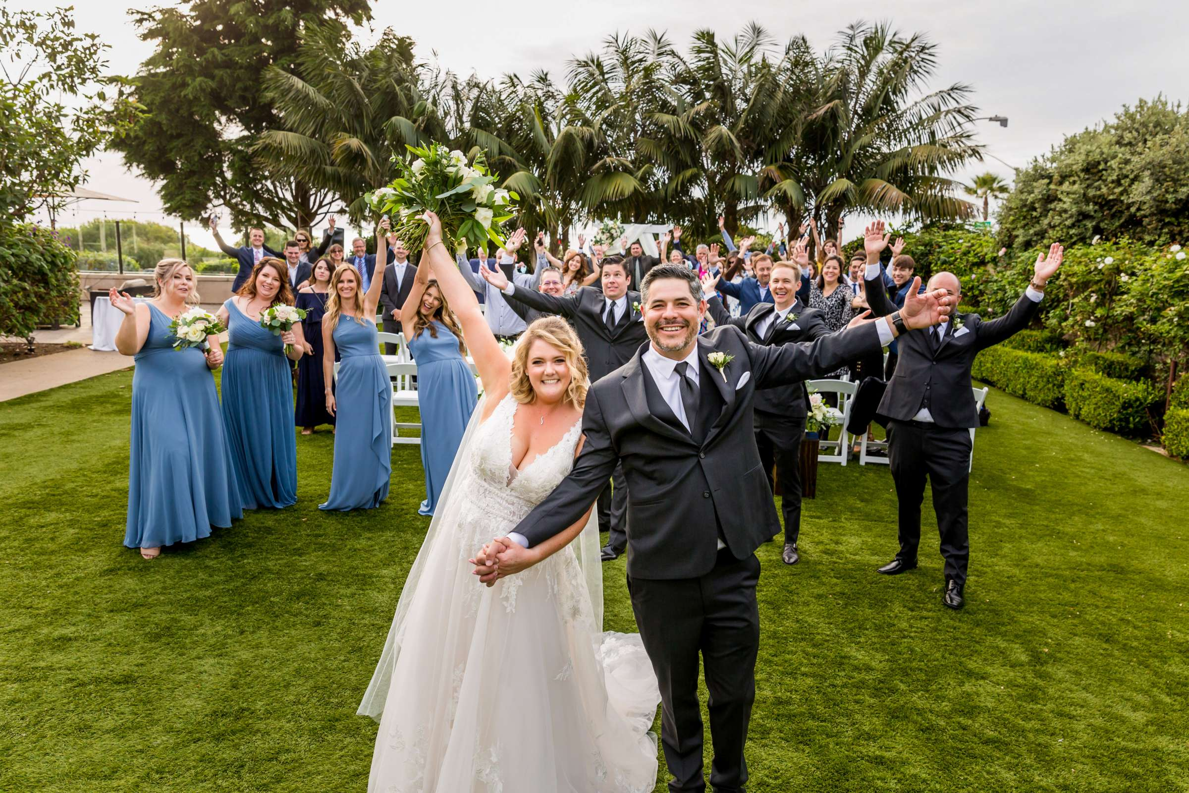 Cape Rey Carlsbad, A Hilton Resort Wedding, Michelle and Justin Wedding Photo #10 by True Photography