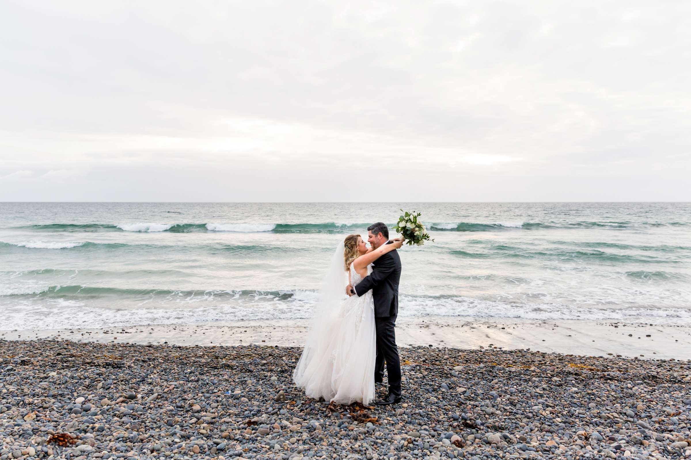 Cape Rey Carlsbad, A Hilton Resort Wedding, Michelle and Justin Wedding Photo #2 by True Photography