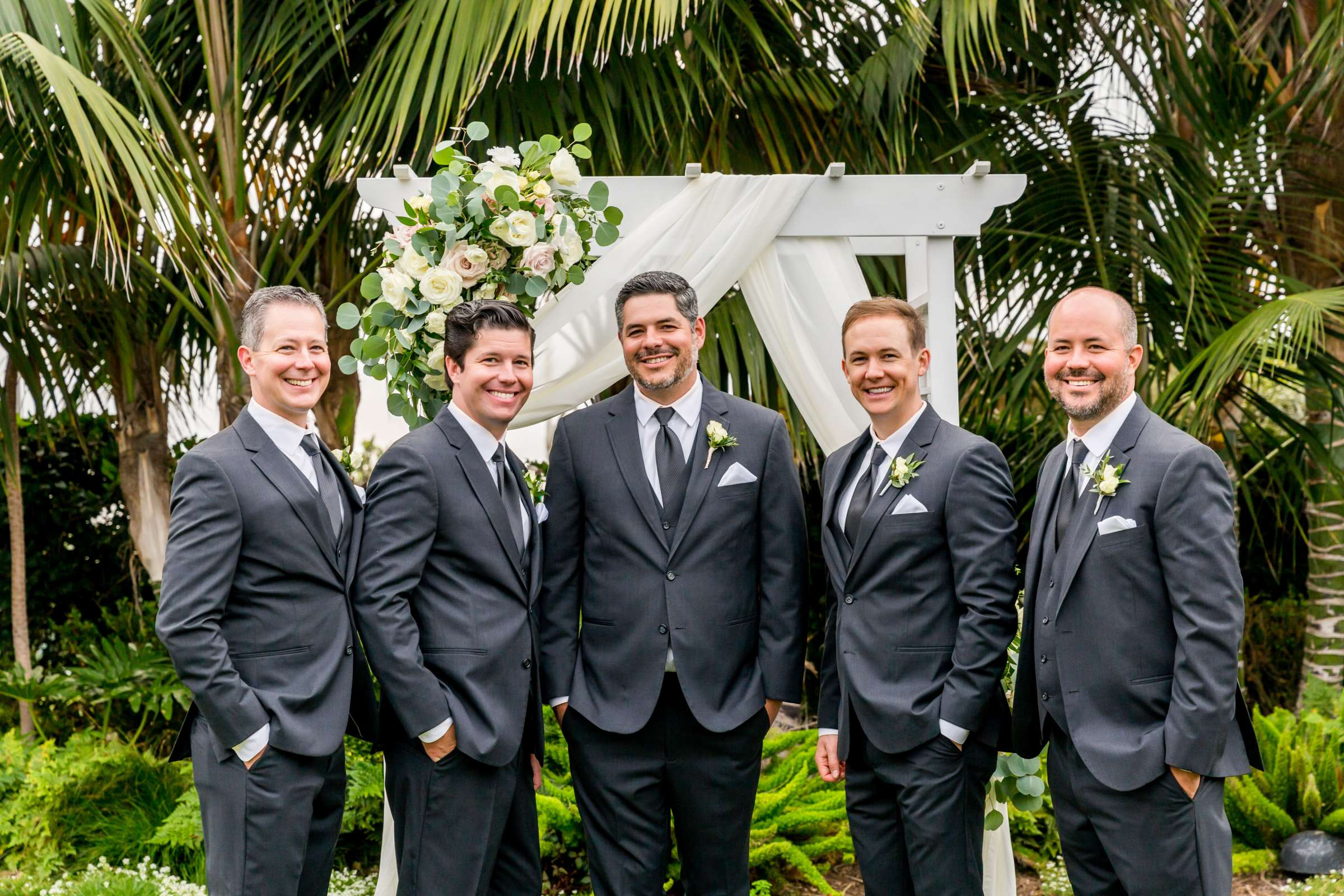 Cape Rey Carlsbad, A Hilton Resort Wedding, Michelle and Justin Wedding Photo #75 by True Photography