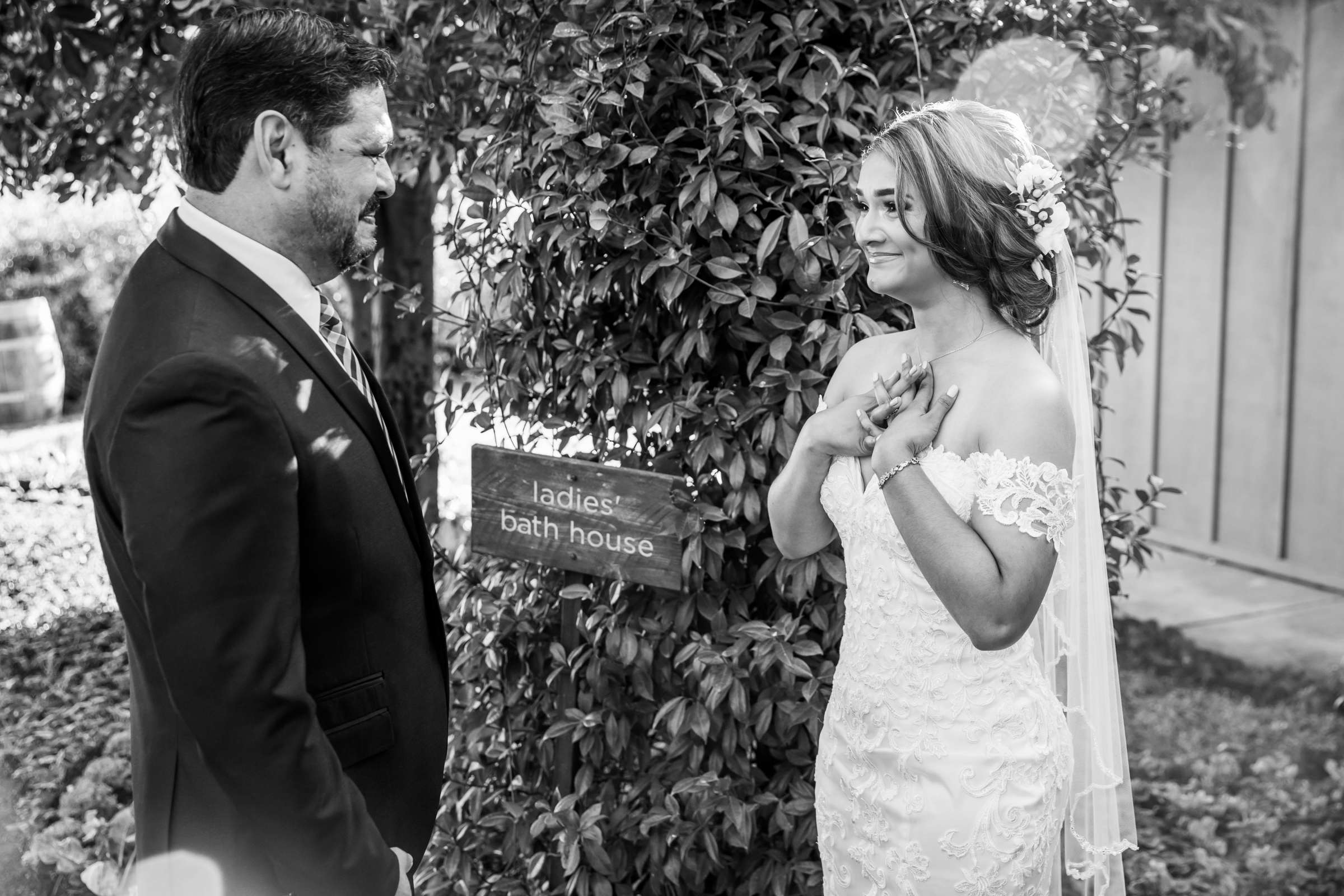 Ethereal Gardens Wedding, Danielle and Ben Wedding Photo #18 by True Photography