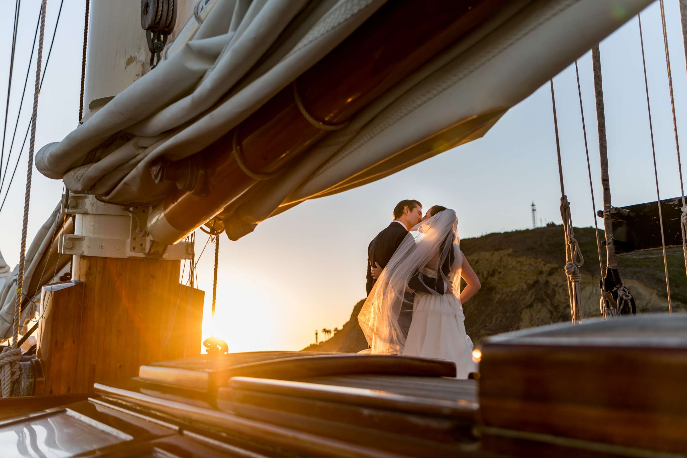 The America - Next Level Sailing Wedding, Tracy and Jarred Wedding Photo #1 by True Photography