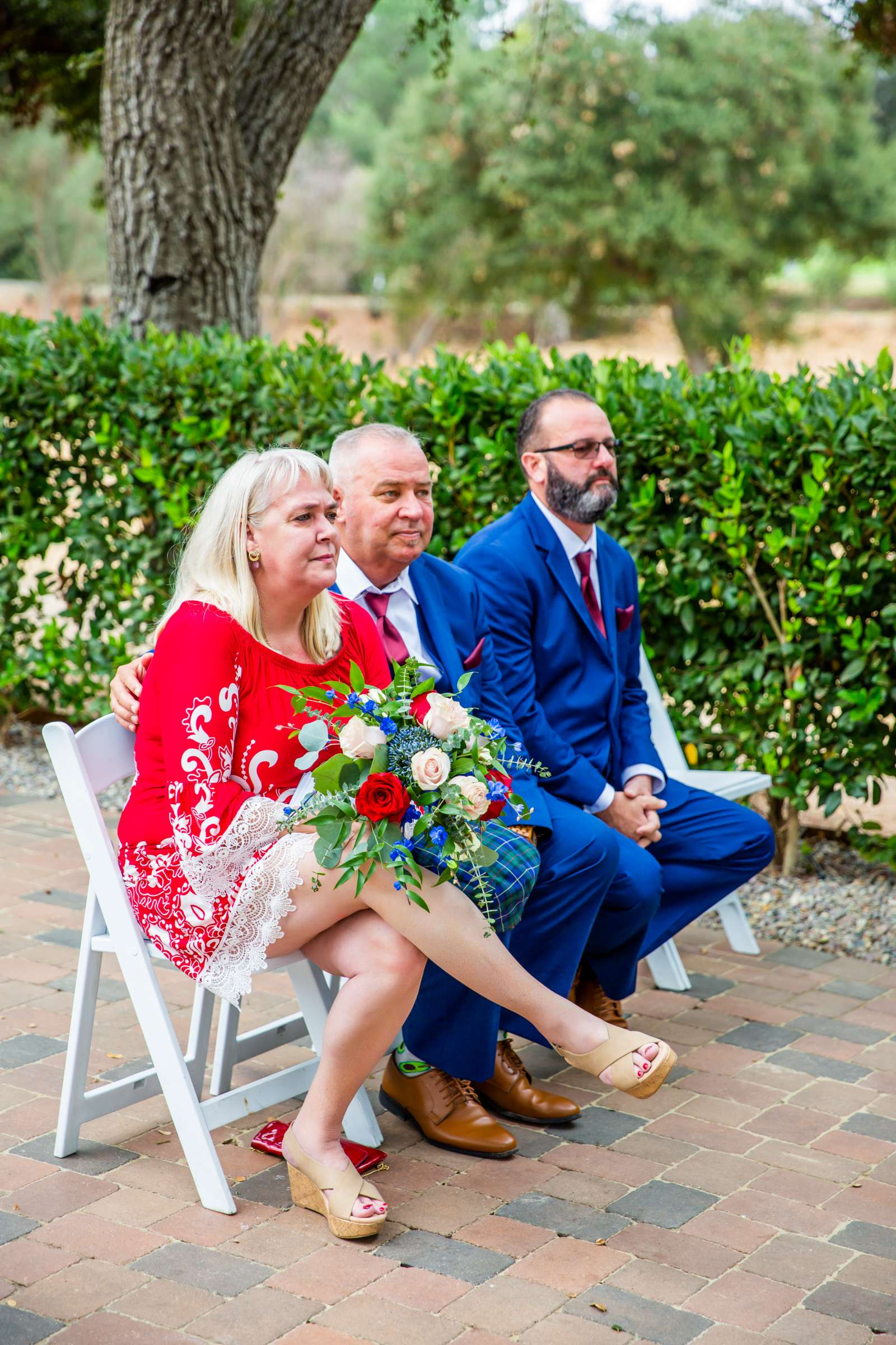 Mt Woodson Castle Wedding, Valerie and Ian Wedding Photo #63 by True Photography