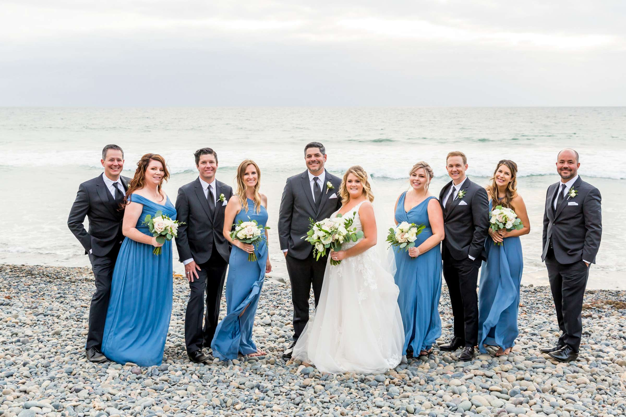 Cape Rey Carlsbad, A Hilton Resort Wedding, Michelle and Justin Wedding Photo #15 by True Photography