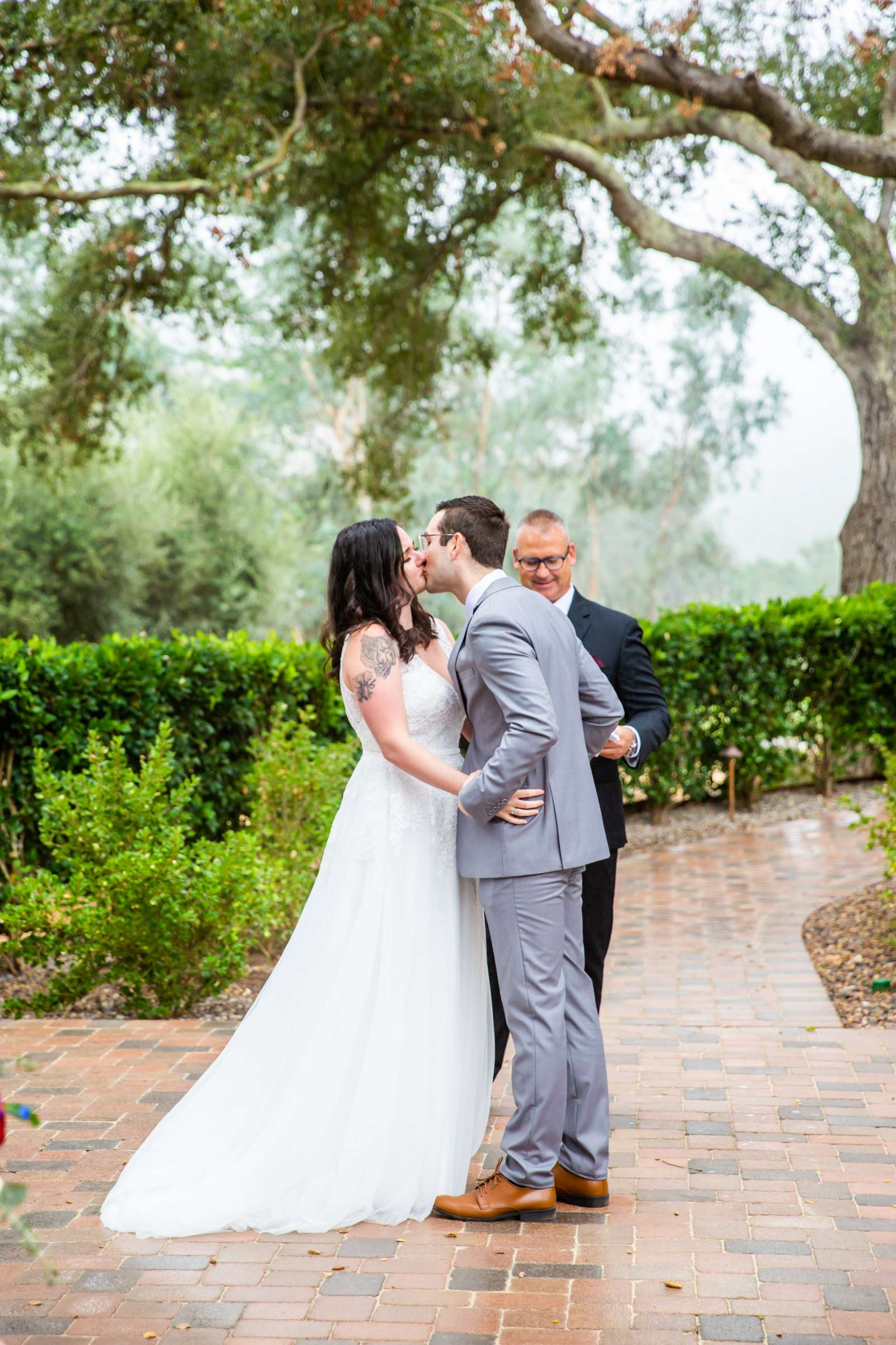 Mt Woodson Castle Wedding, Valerie and Ian Wedding Photo #71 by True Photography