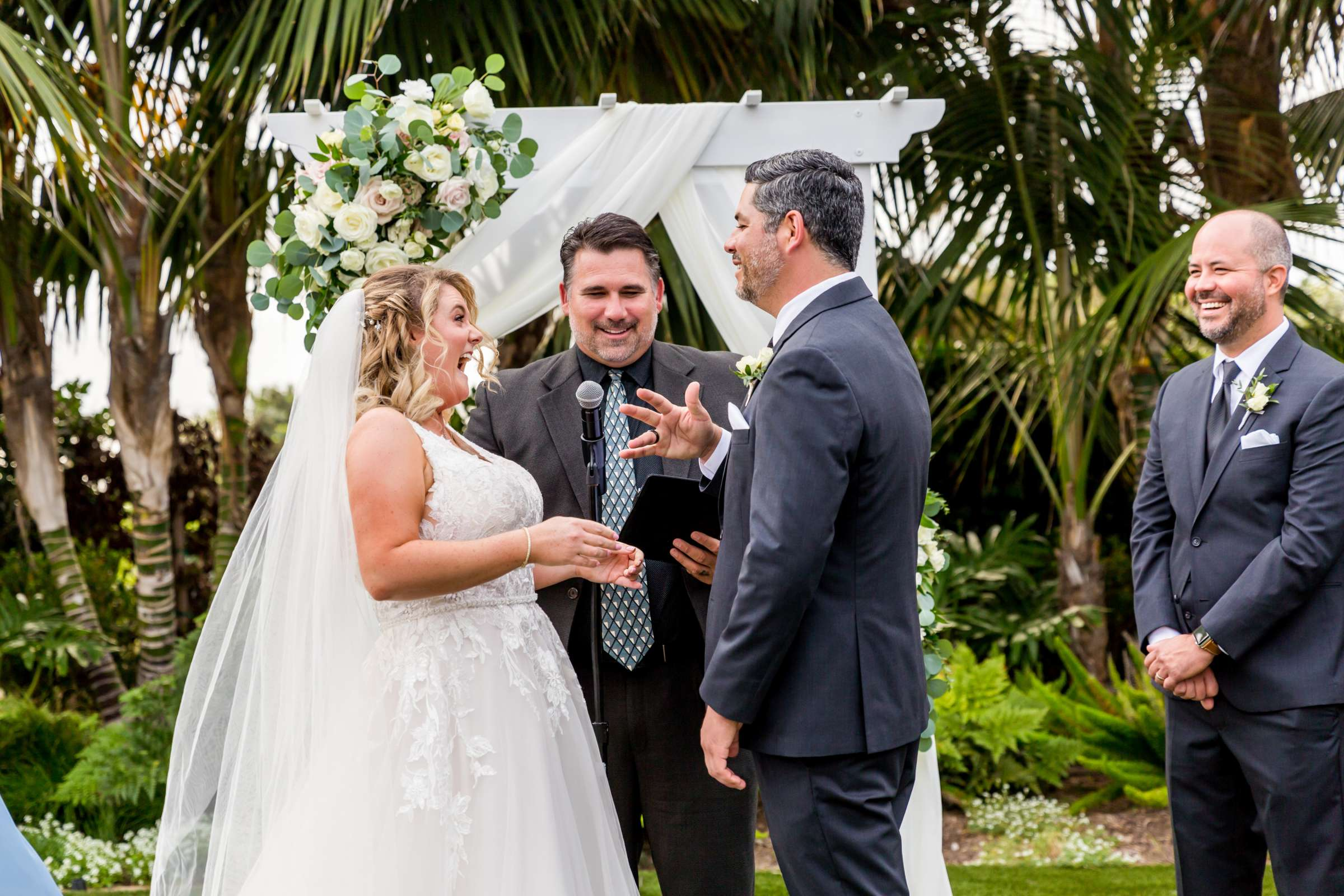 Cape Rey Carlsbad, A Hilton Resort Wedding, Michelle and Justin Wedding Photo #66 by True Photography