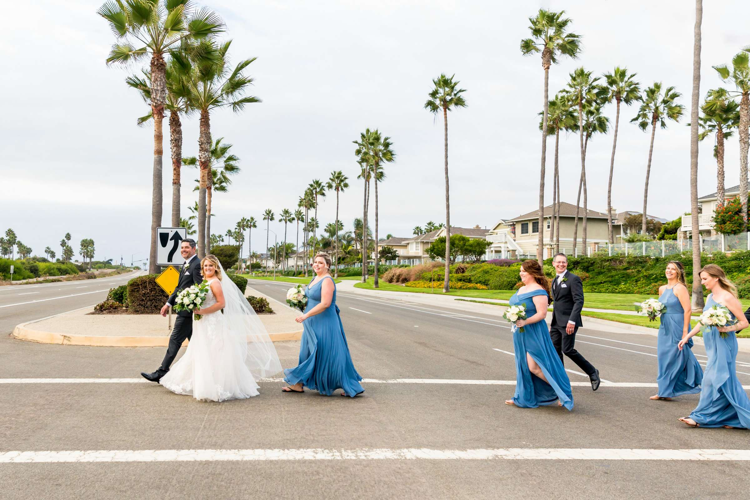 Cape Rey Carlsbad, A Hilton Resort Wedding, Michelle and Justin Wedding Photo #76 by True Photography